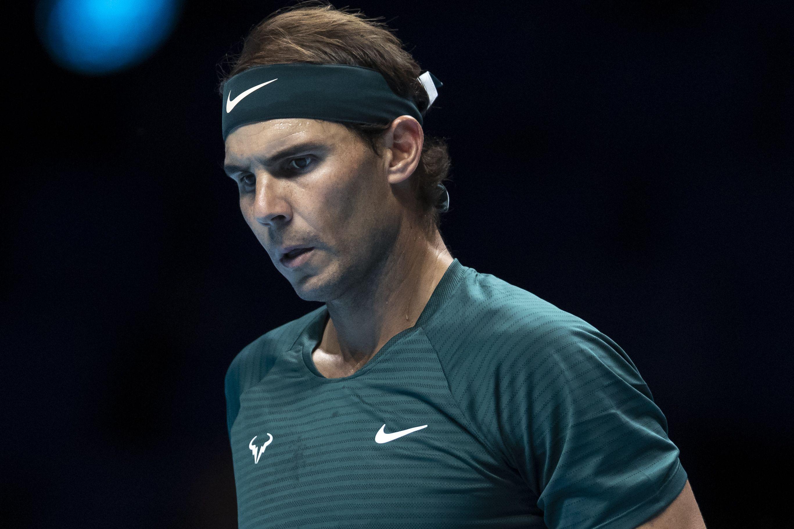 Теннис, Итоговый турнир АТР, Надаль - Тим, прямая текстовая онлайн трансляция
