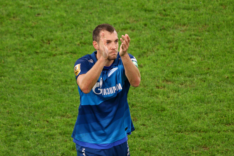 Канчельскис рассказал, кто принял решение об отстранении Дзюбы из сборной России