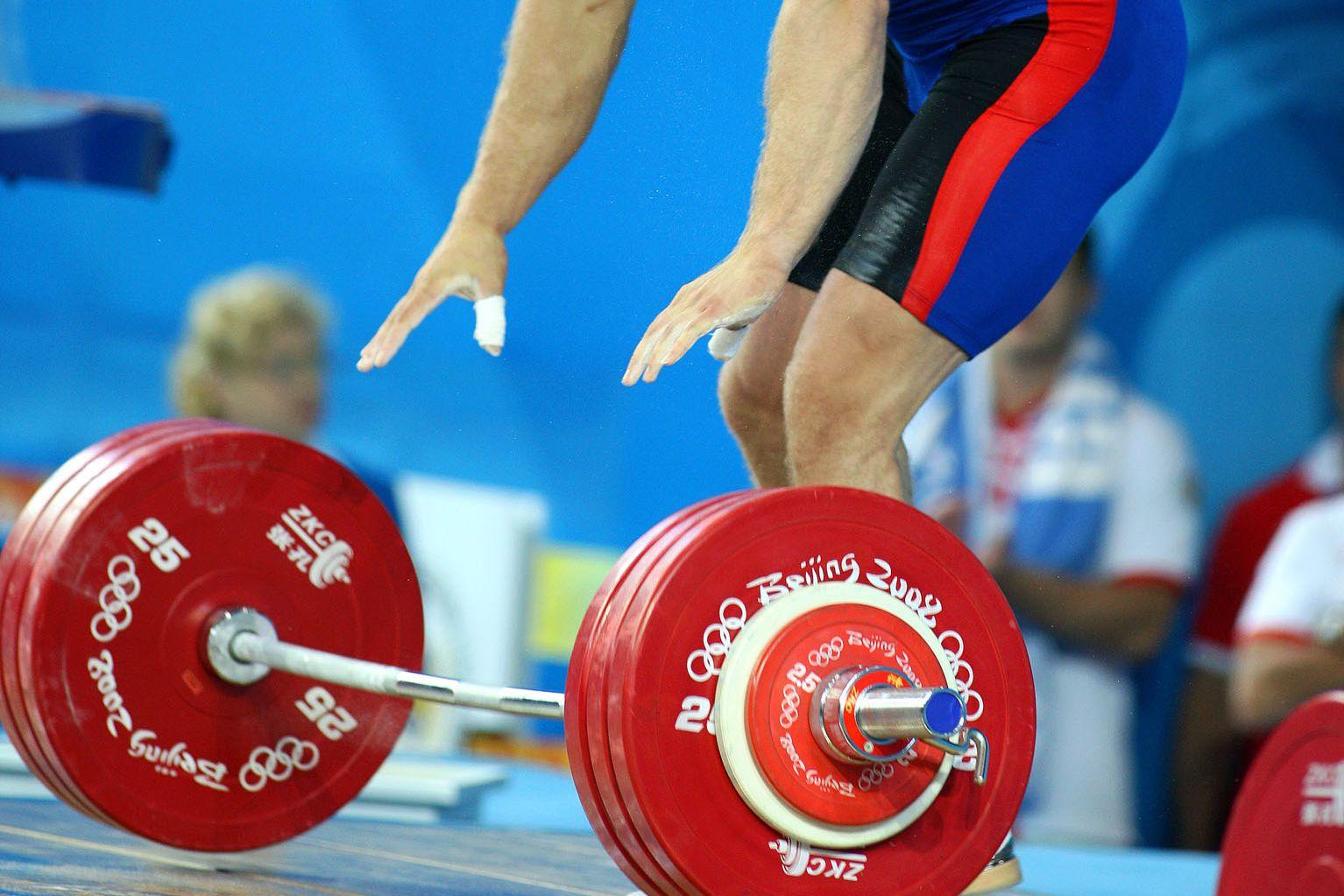 Чемпионат Европы по тяжёлой атлетике в Москве пройдёт с 3 по 11 апреля
