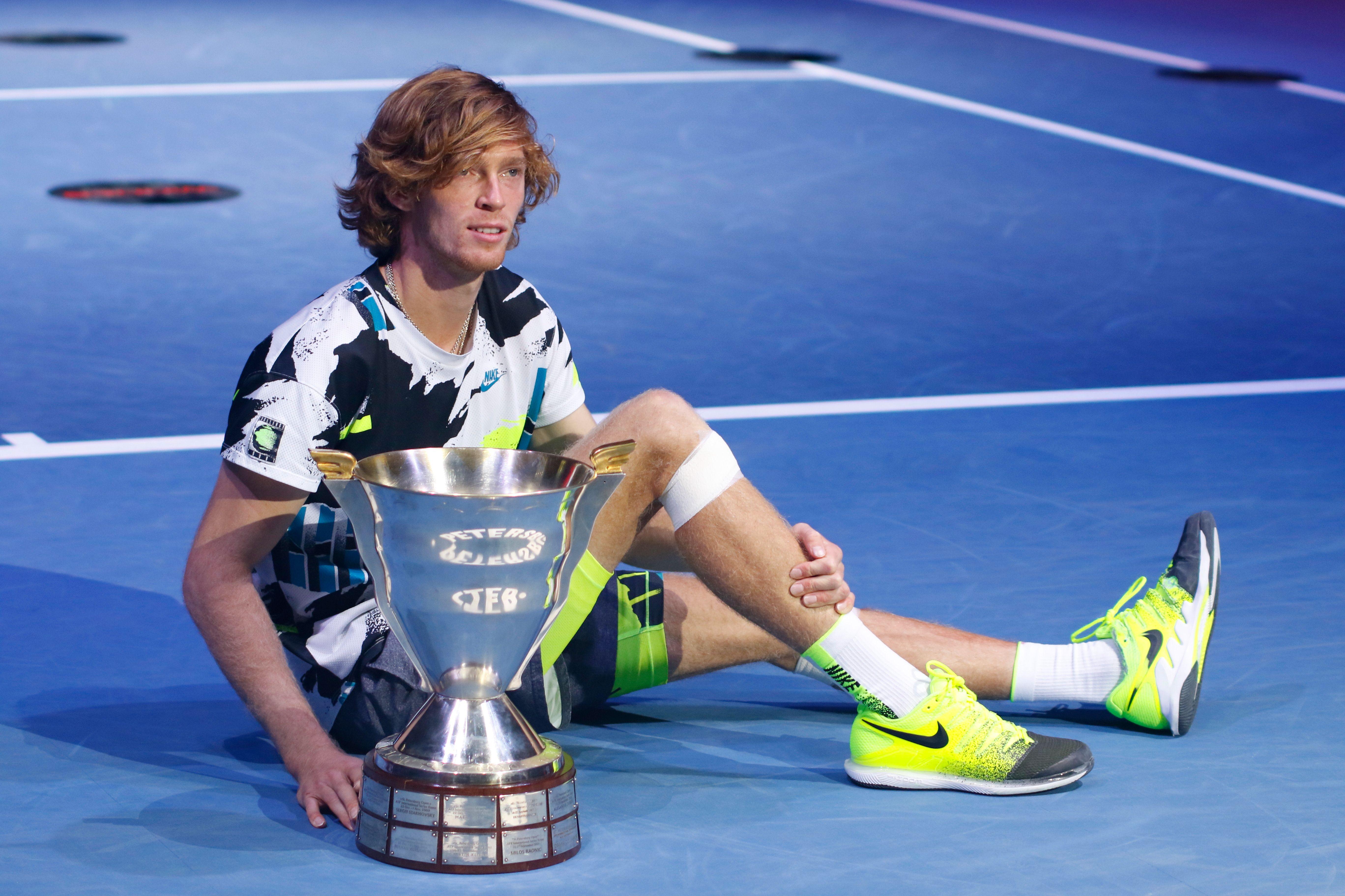 Рублёв заработал на ATP Finals более $ 300 тыс. и снова вышел в лидеры сезона по победам