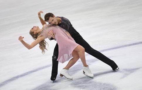 Фигурное катание, Rostelecom Cup, Танцы на льду, Ритм-танец, Прямая текстовая онлайн трансляция