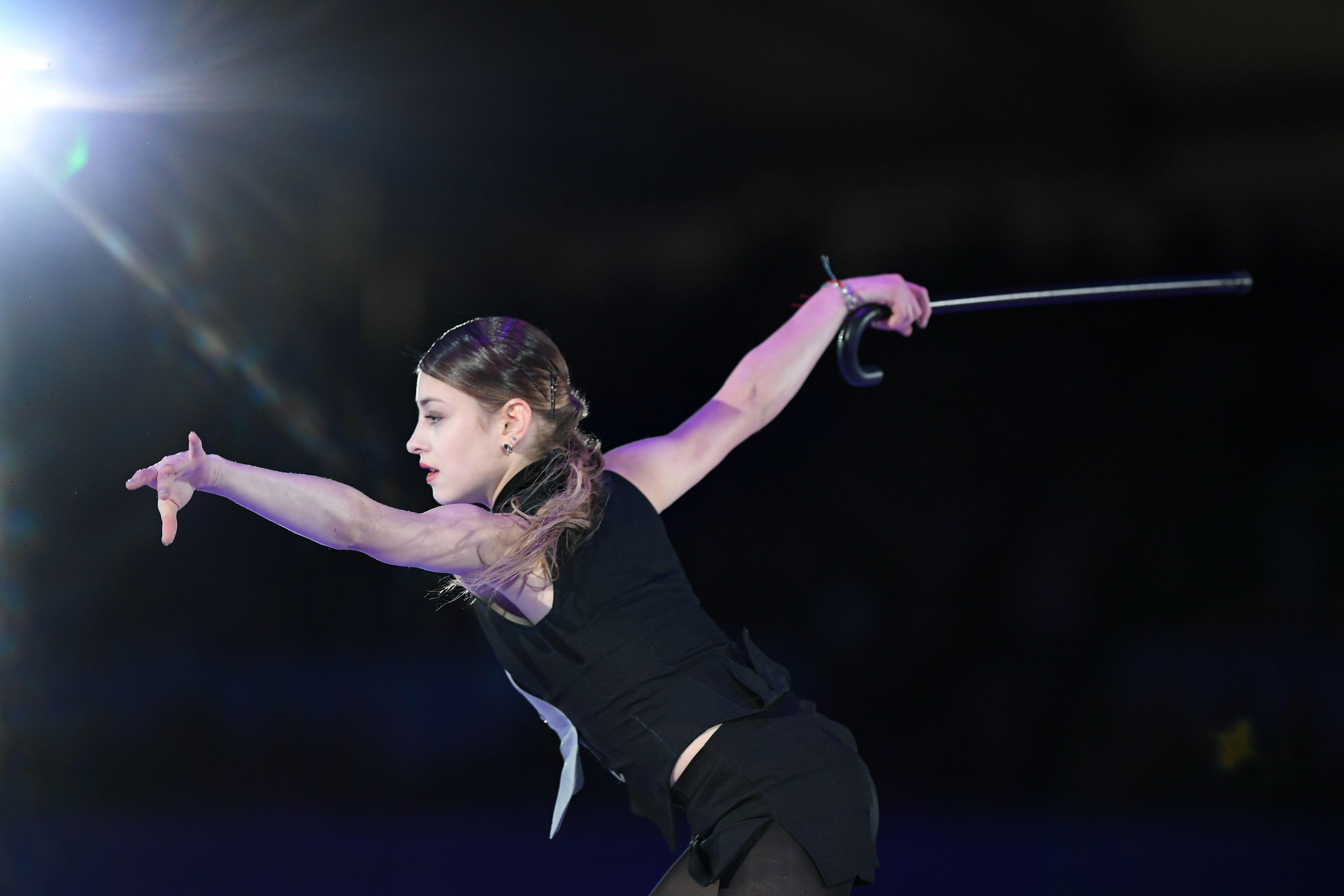 Косторная обошла Трусову по итогам короткой программы на Гран-при России: все результаты