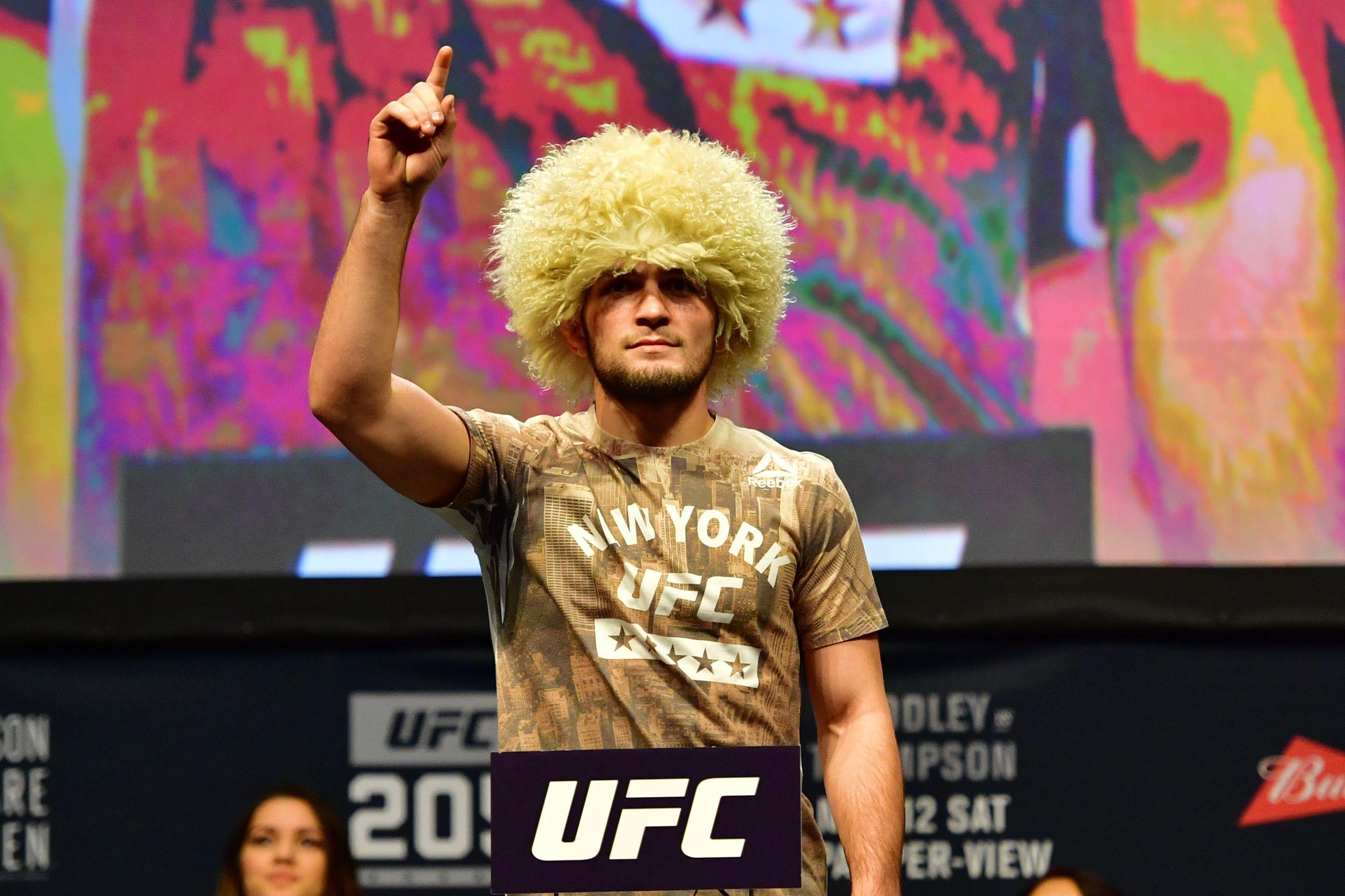Президент UFC: 'Хабиб вернётся ради своего отца'