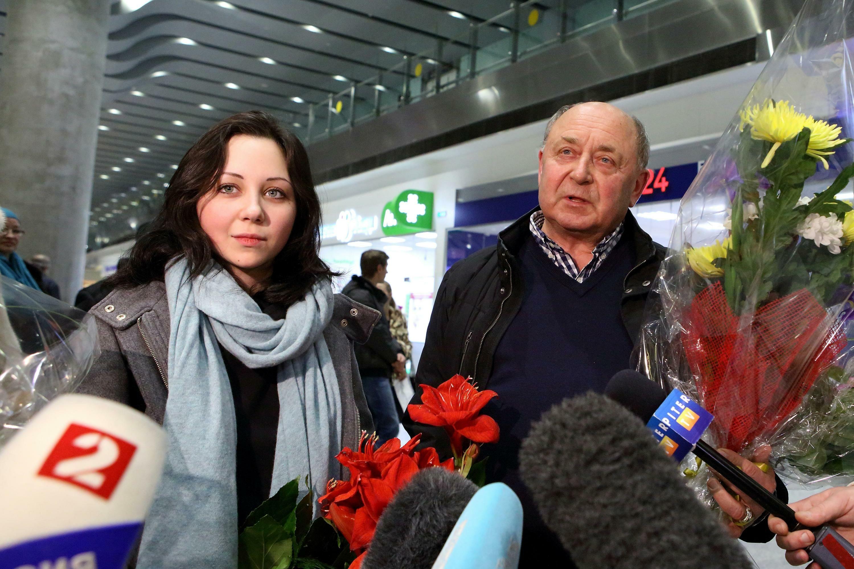 Туктамышева: 'После победы Мишин не сказал ни слова. Мы просто крепко обнялись'