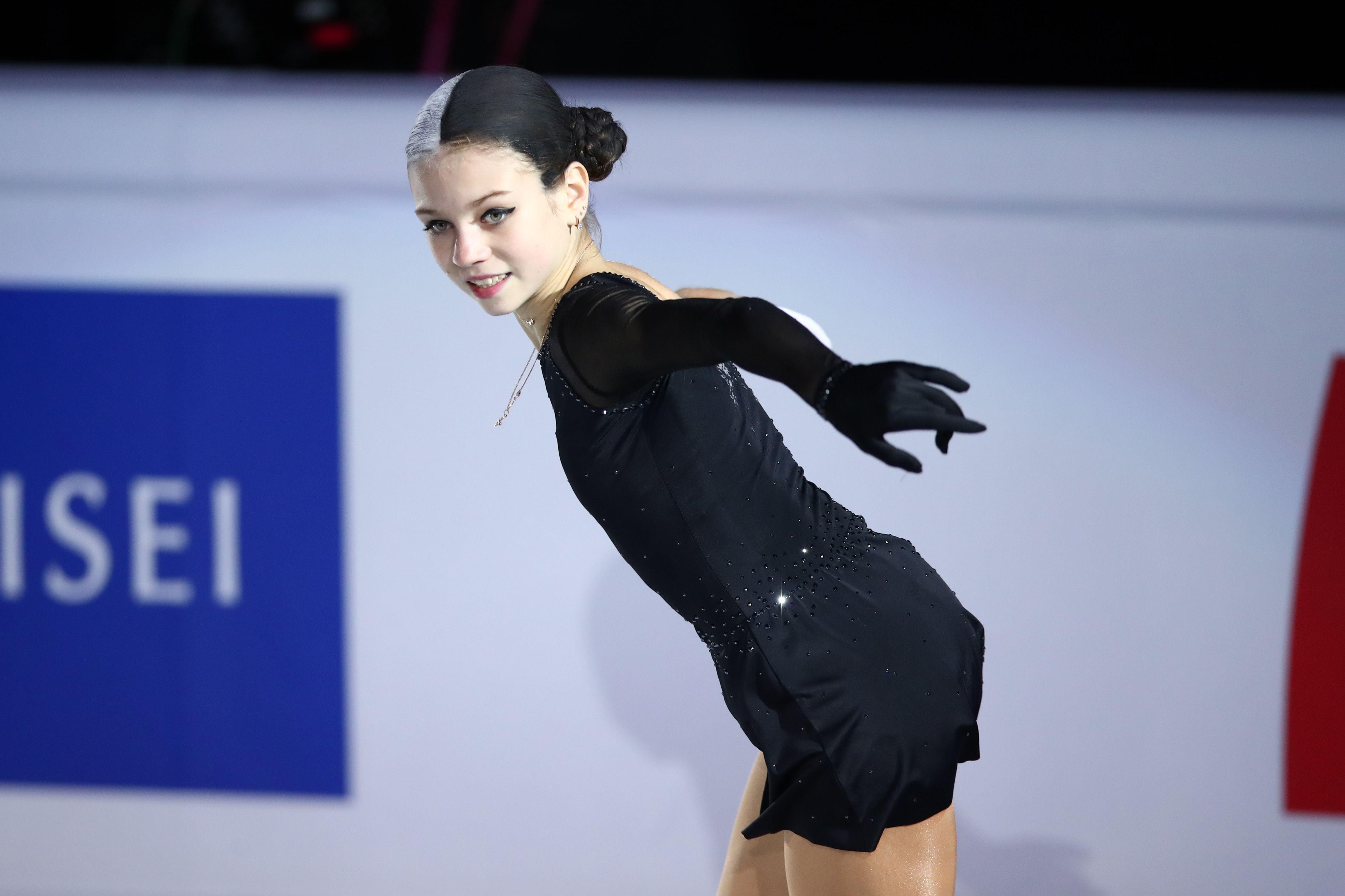Олимпиаду-2022 выиграет Трусова. Букмекеры уже всё высчитали