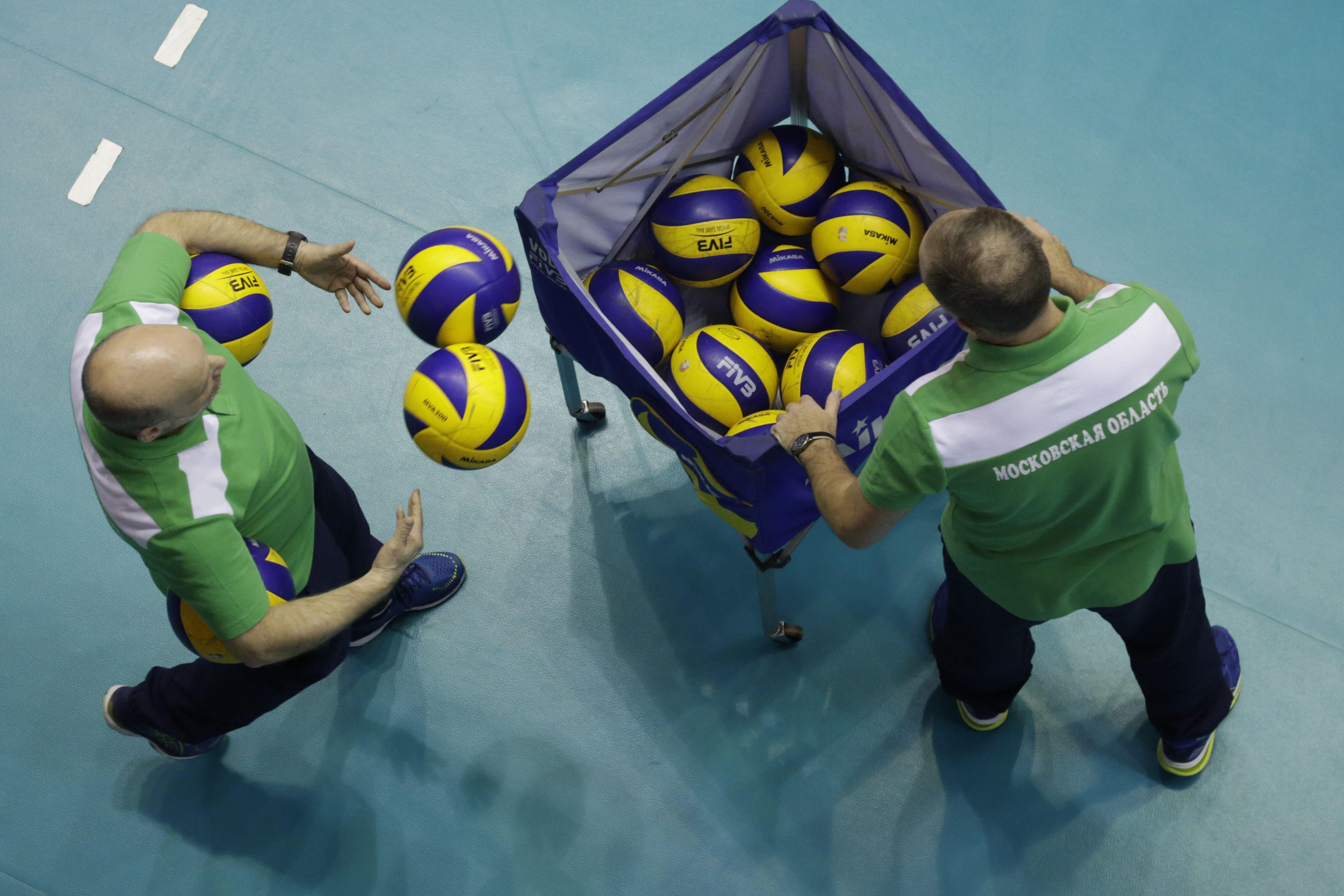 'Липецк' обыграл 'Заречье-Одинцово' в волейбольной Суперлиге