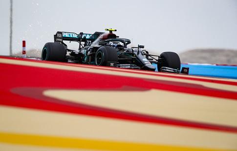 Формула-1. Гран-при Бахрейна. Квалификация,Прямая текстовая онлайн трансляция