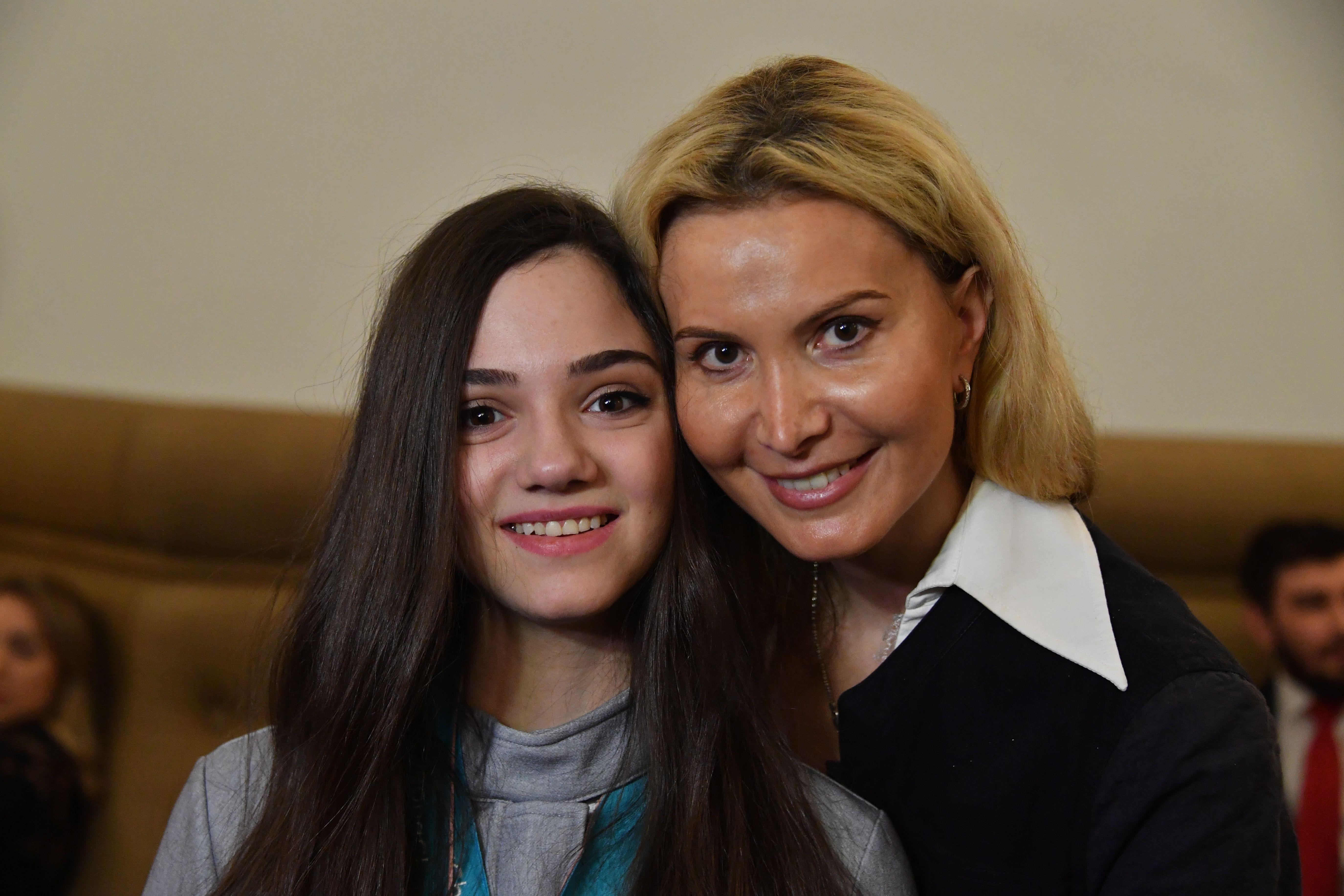 12-летняя ученица Тутберидзе исполнила четверной тулуп (ВИДЕО)