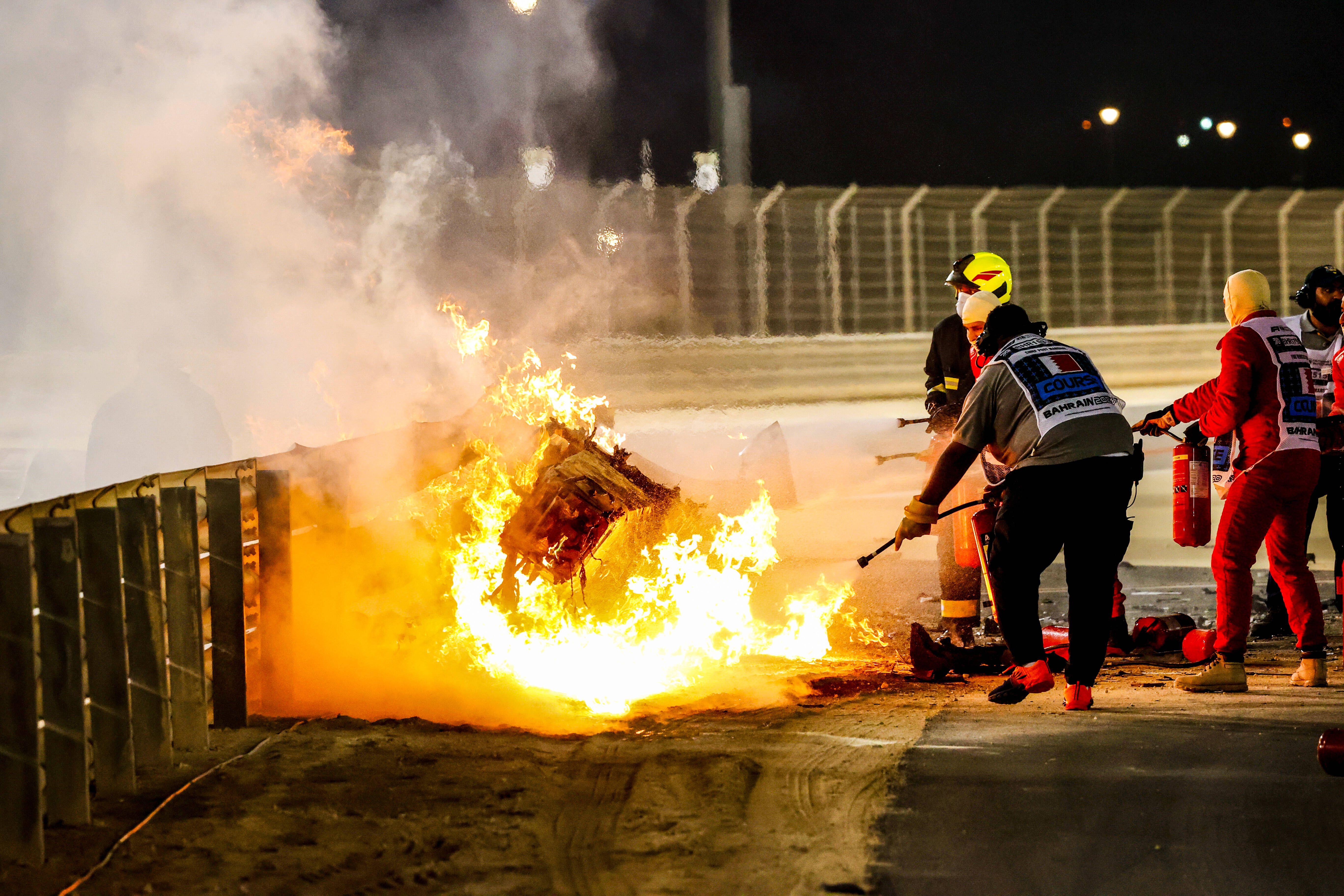 Грожан рассказал, будет ли он участвовать в Гран-при Абу-Даби