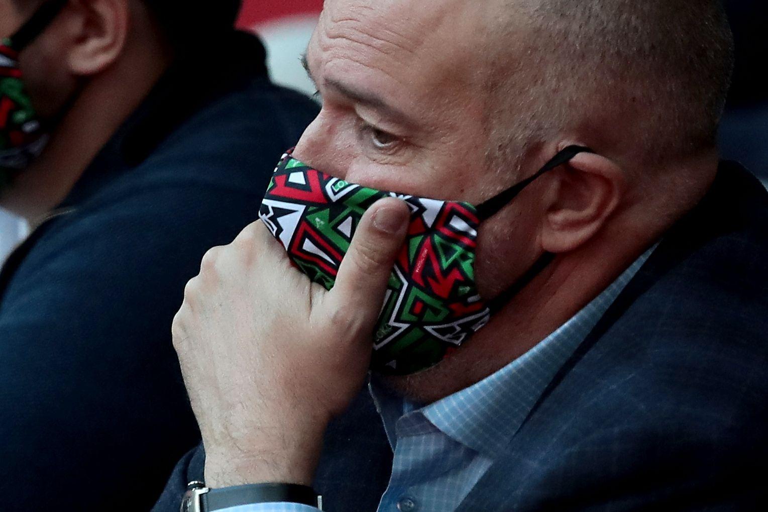 Источник: руководство 'Локомотива' решило уволить Кикнадзе