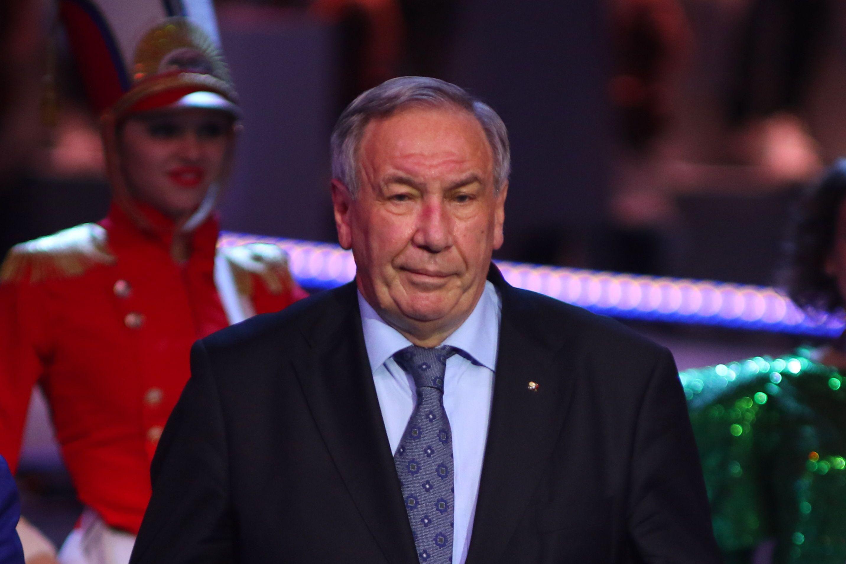 Тарпищев: 'Звонарёва на Олимпиаде может сыграть в паре с Кузнецовой или Весниной'