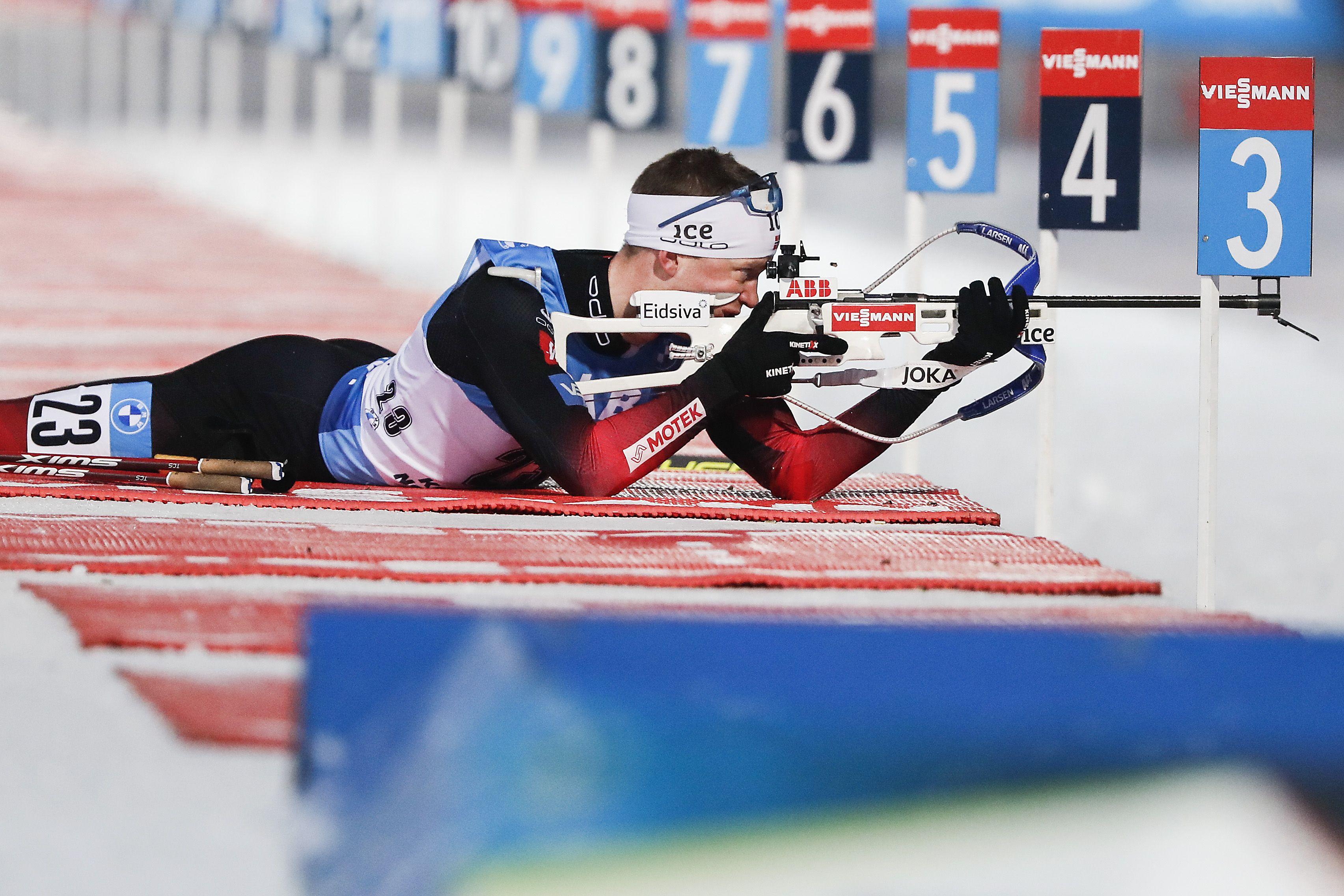 Тарьей Бё занял первое место в спринте на втором этапе КМ в Контиолахти, Елисеев - 33-й: все результаты