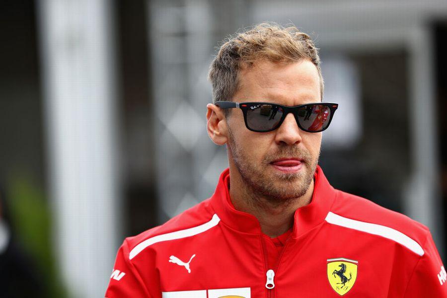 Феттель: 'Жаль, что Михаэль не может наблюдать за переходом Мика в Формулу-1'