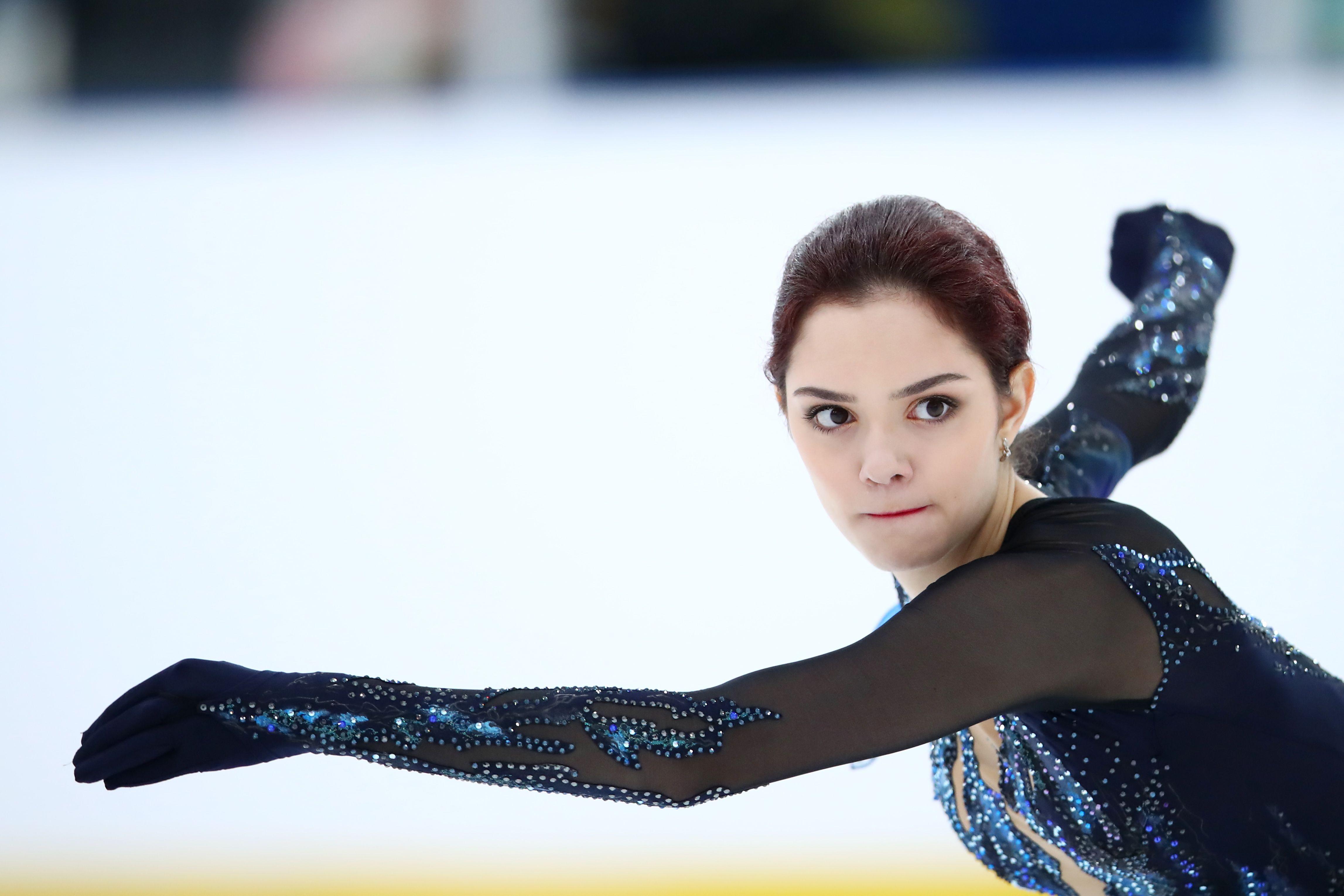 Медведева пропустит чемпионат России по фигурному катанию