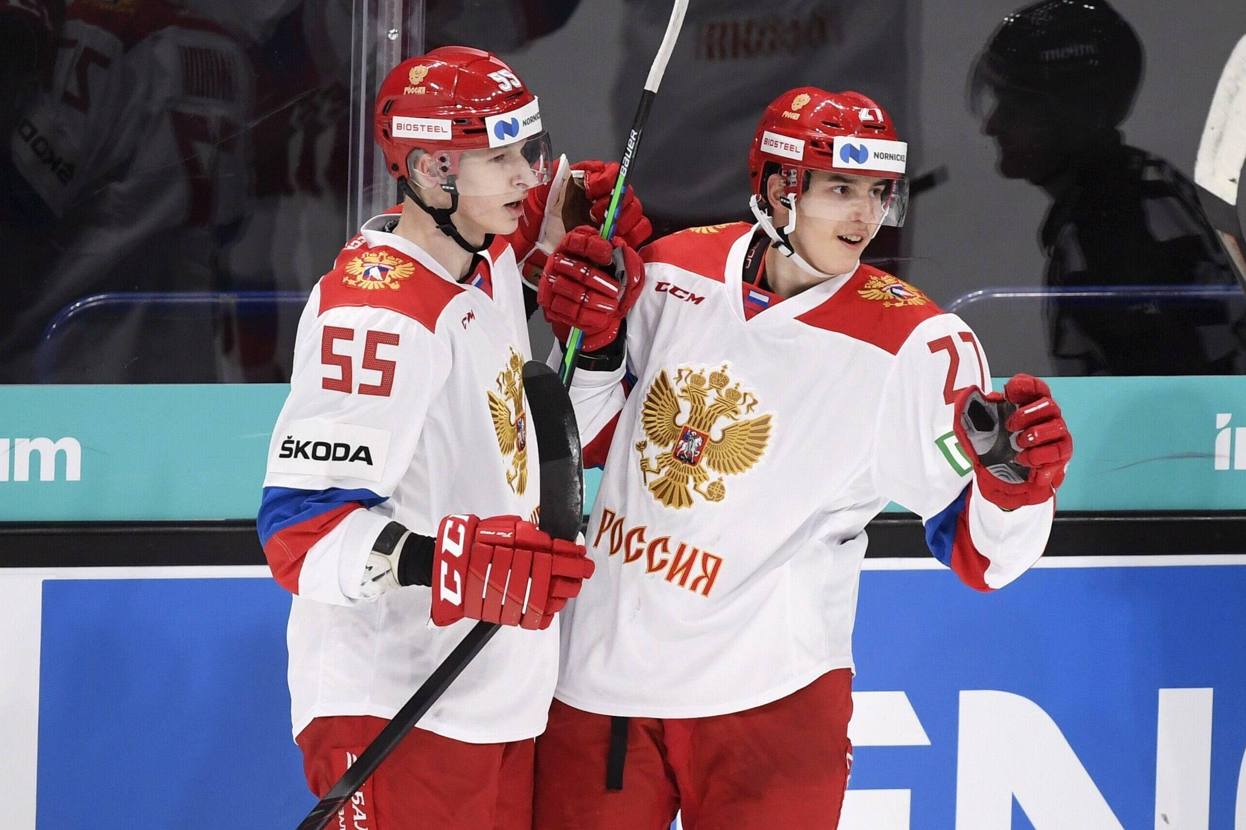 Вайсфельд оценил состав сборной России на МЧМ-2021
