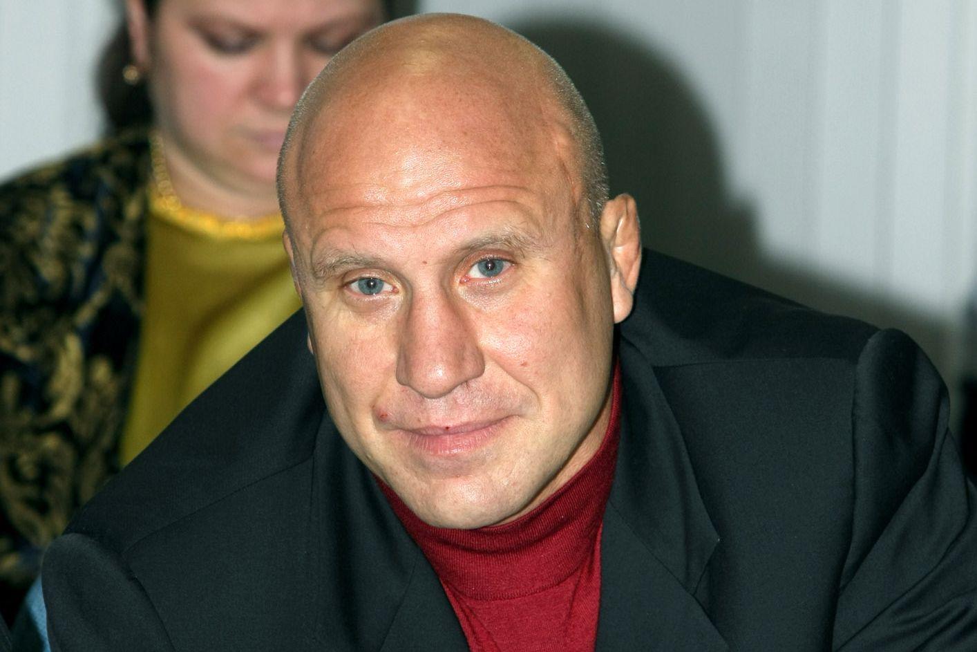 Мамиашвили переизбрали главой Федерации спортивной борьбы