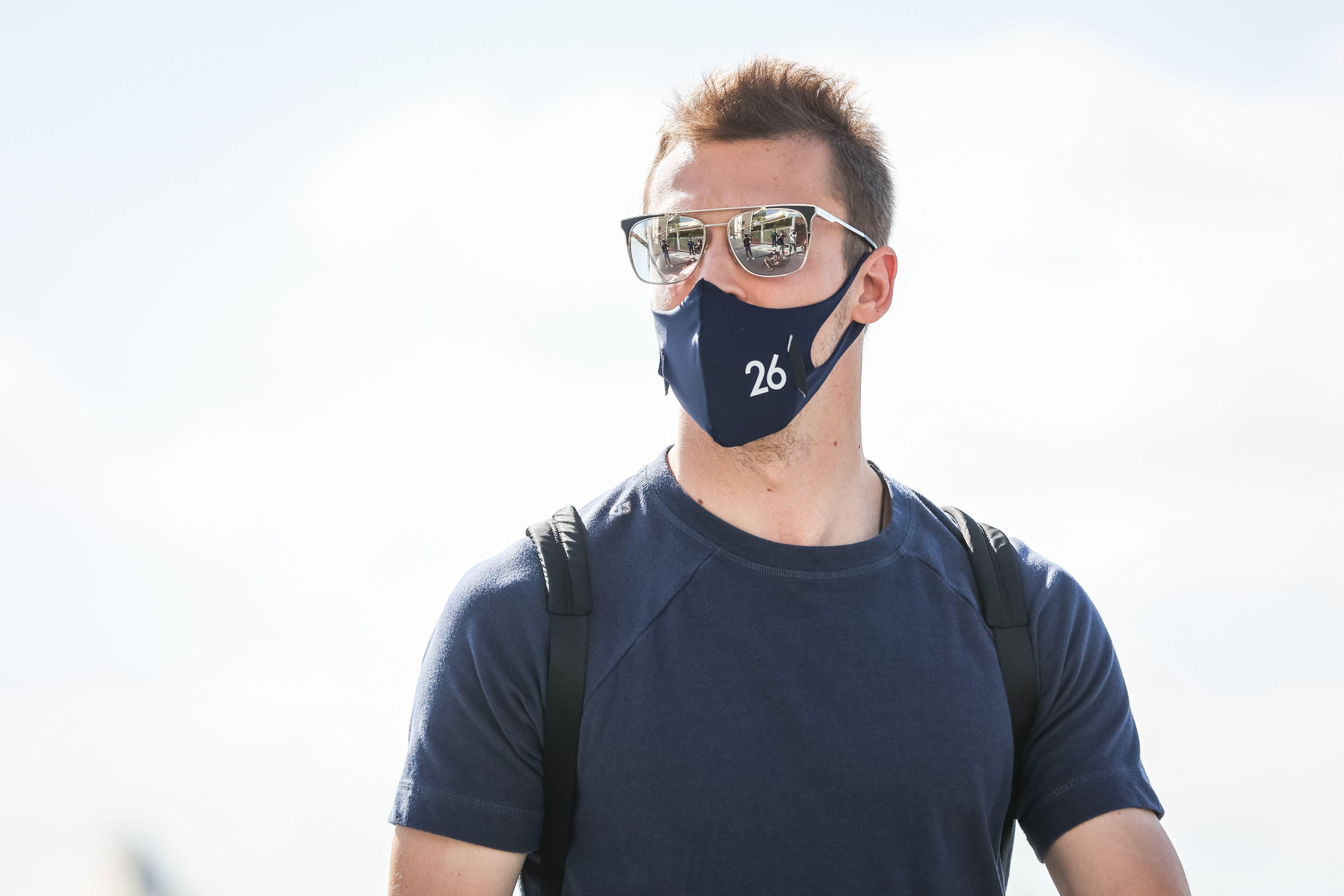 Бывший пилот 'Мировой серии' Марценко: 'Жаль, что Квят слишком поздно расслабился и начал давать результат'