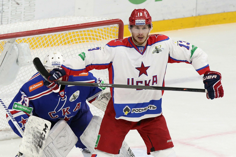Любимов будет выступать за 'Ак Барс'