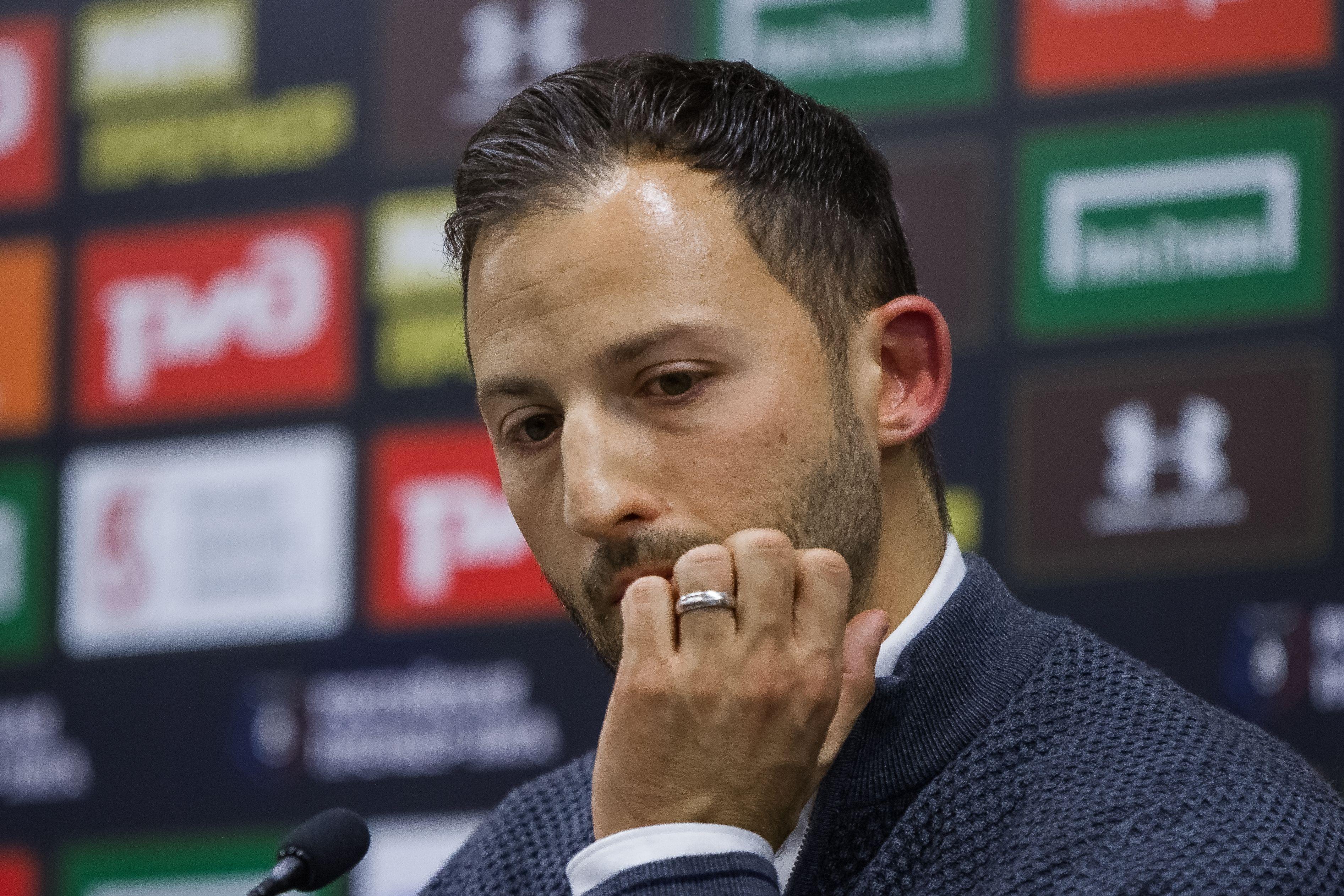 Тихонов: 'Дзюба называл одного специалиста 'тренеришкой', а он три раза подряд выиграл Лигу Европы'
