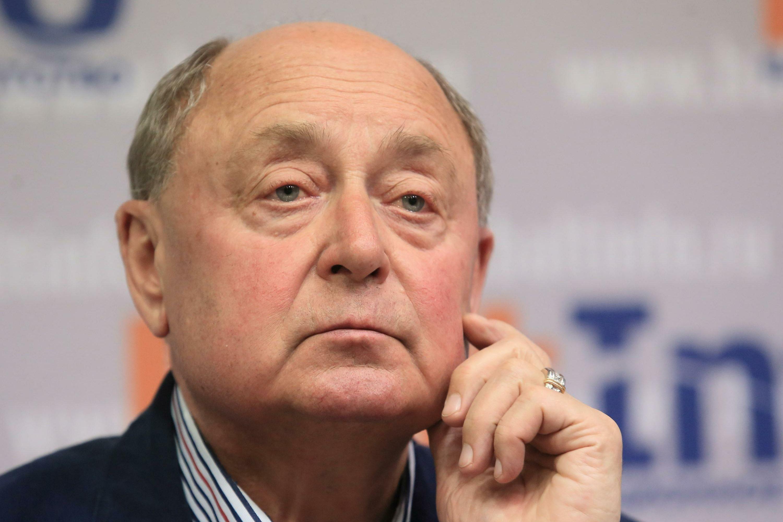 Тренер Мишин: 'Давайте пригласим Дзюбу всю сборную России на 'Ледниковый период'