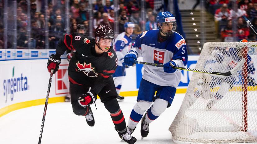 Хоккей, МЧМ-2021, Словакия - Канада, Прямая текстовая онлайн трансляция