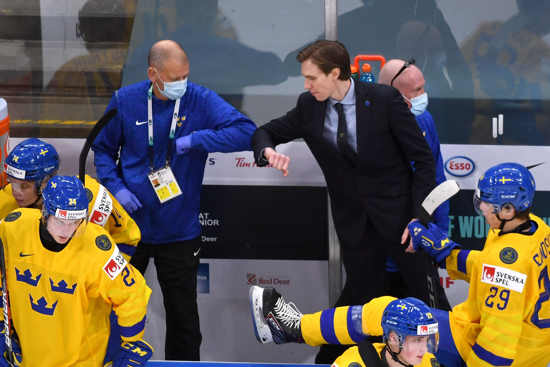 Тренер сборной Швеции - о матче с Россией: 'Ждём с нетерпением'
