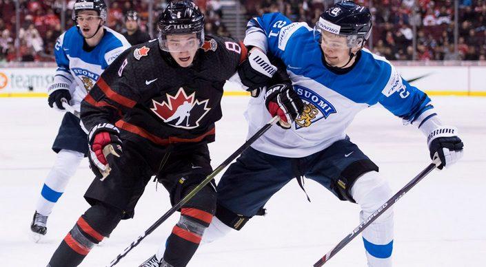 Хоккей, МЧМ-2021, Канада - Финляндия, Прямая текстовая онлайн трансляция