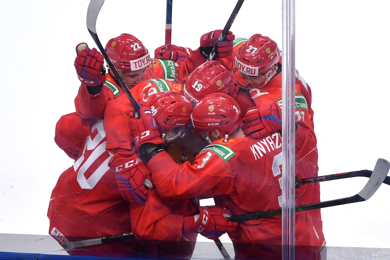 Россия - Германия: прямая видеотрансляция матча МЧМ-2021 по хоккею