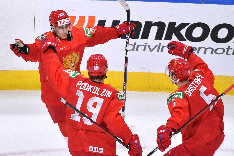 Россия - Германия, видеообзор матча 1/4 финала молодёжного чемпионата мира (ВИДЕО)