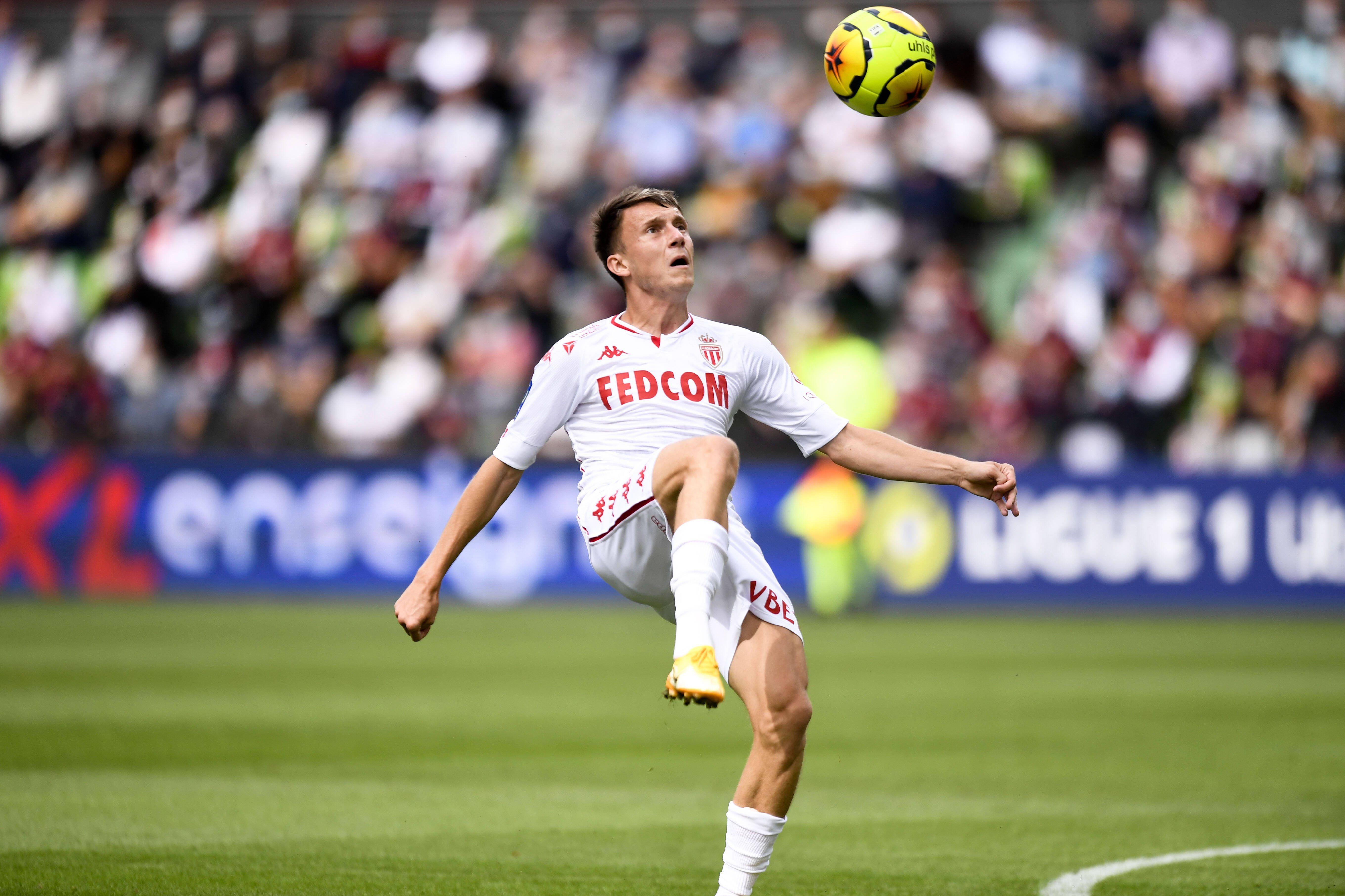 Болельщики 'Монако' признали Головина лучшим игроком матча с 'Лорьяном'