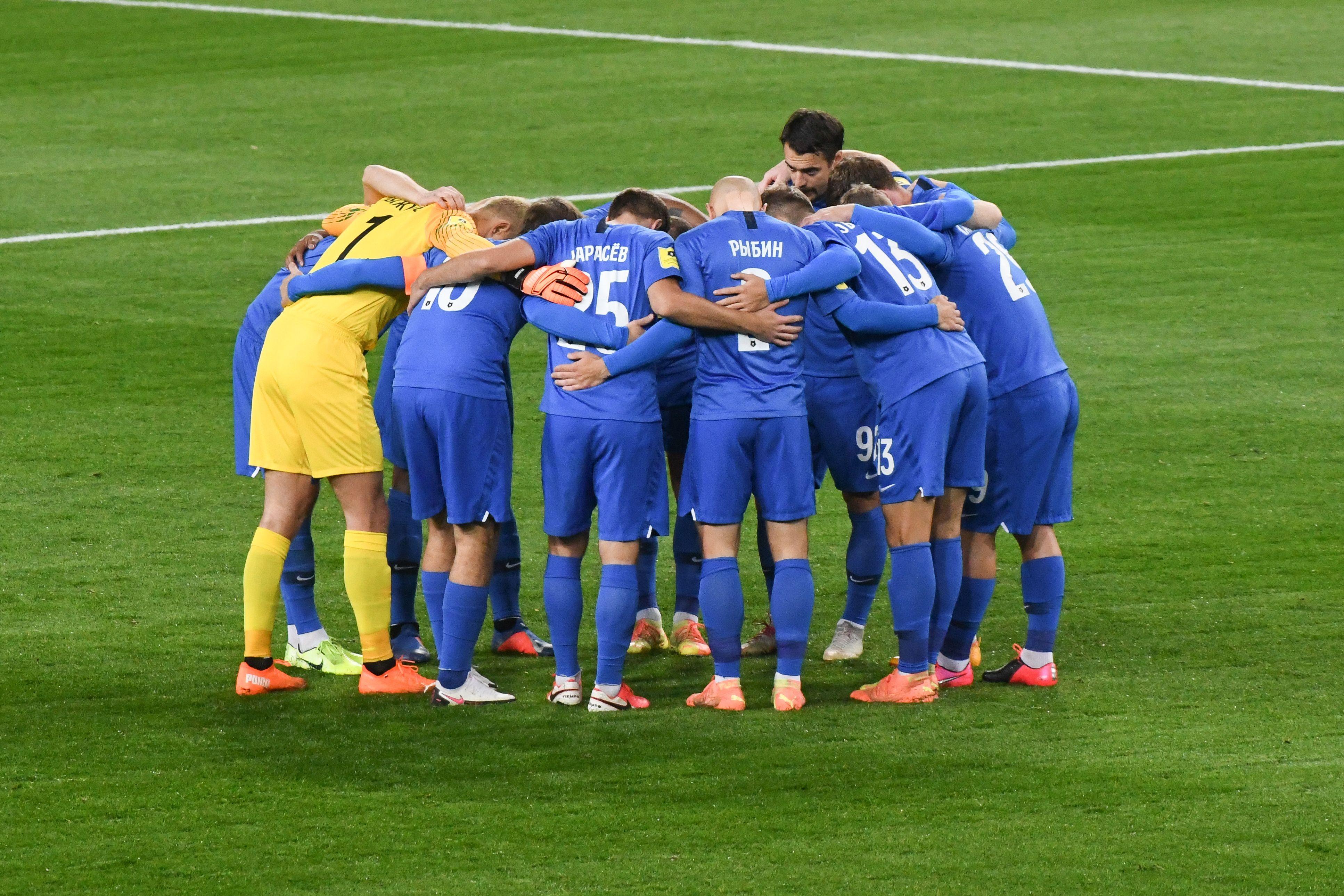 В 'Тамбове' не исключили снятия команды с чемпионата России в январе