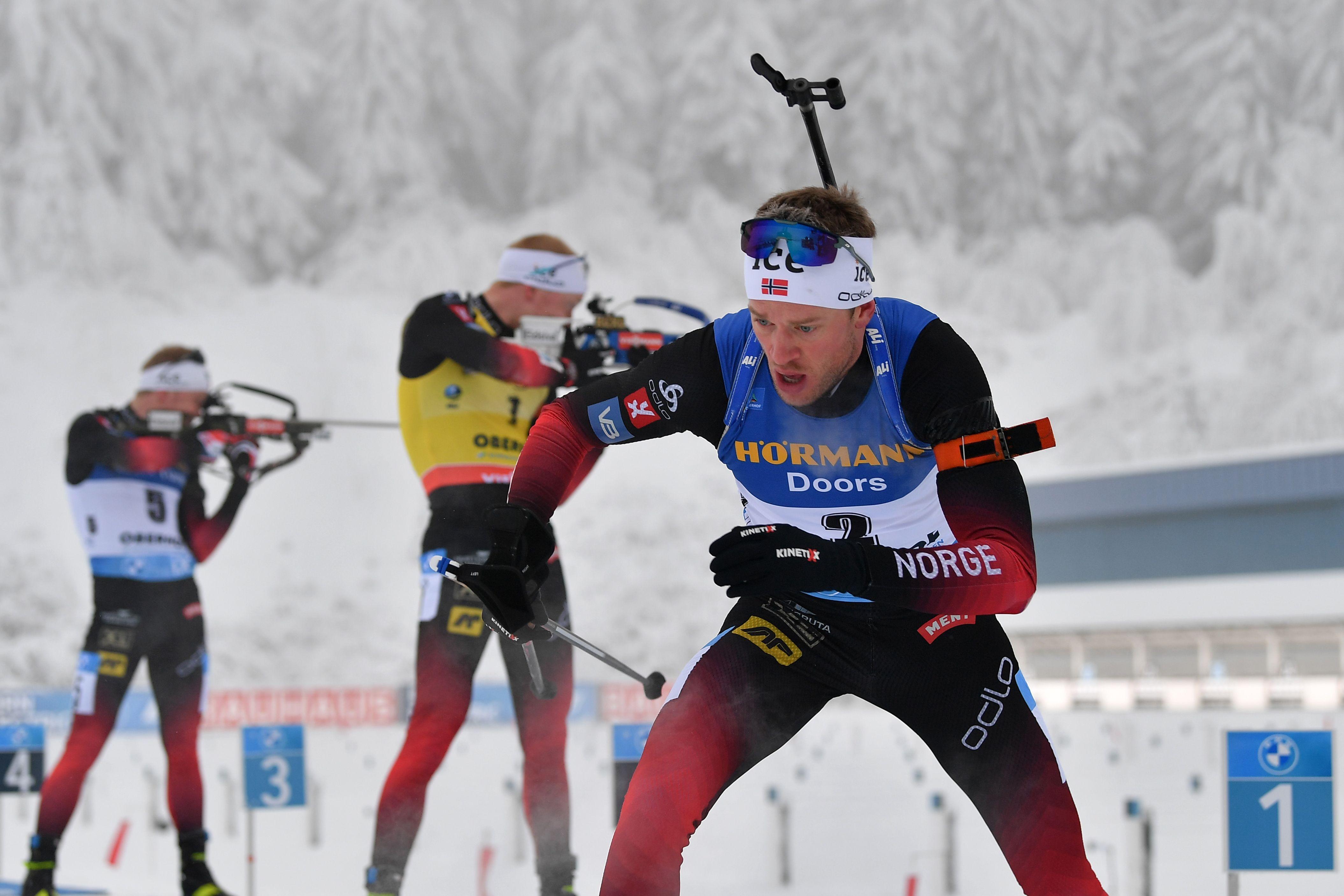 Новый антирекорд сборной России по биатлону — 43 гонки подряд без наград