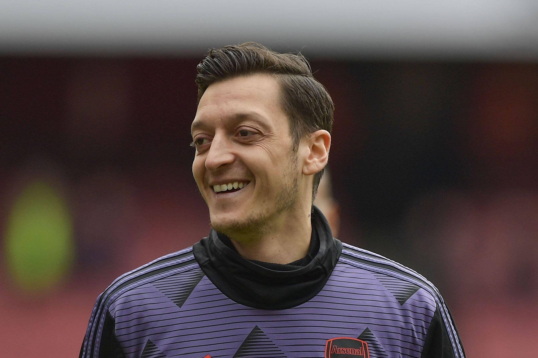 Источник: Озил договорился о расторжении контракта с 'Арсеналом'