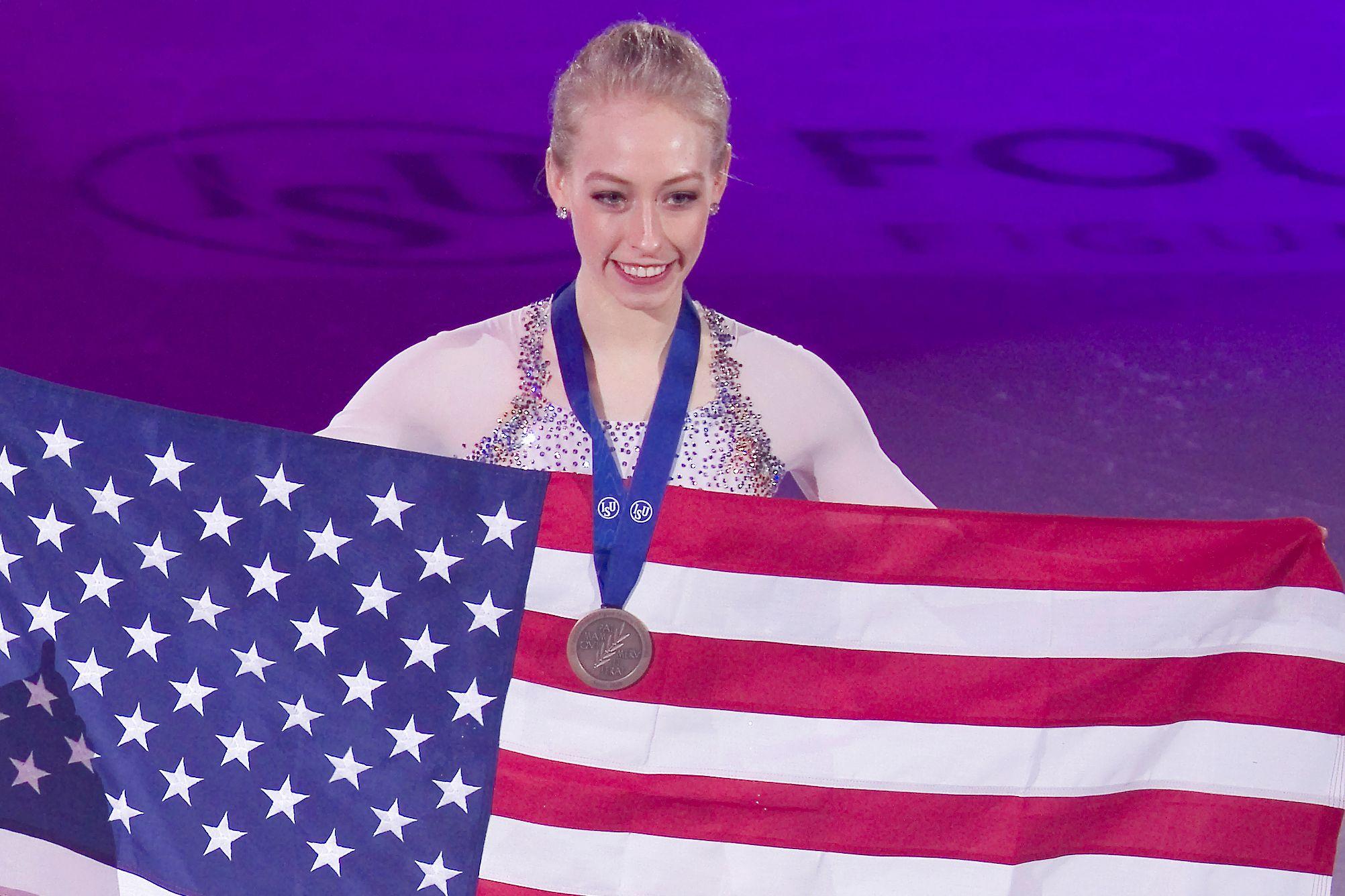 Американцы - о чемпионате США по фигурному катанию: 'Мы даже близко не можем приблизиться к тому, что делают русские девушки'. ВИДЕО