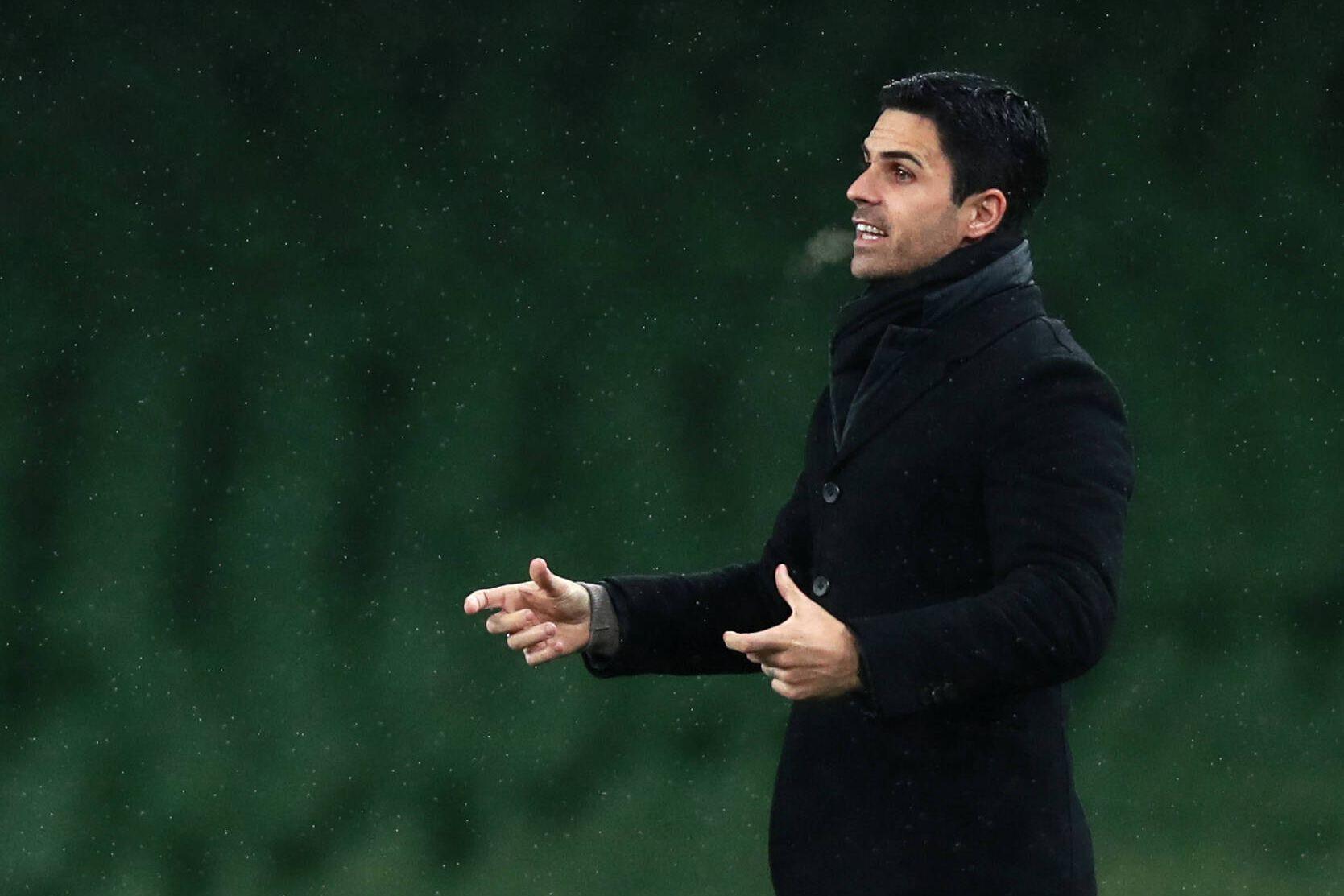 Новым главным тренером 'Барселоны' может стать Артета