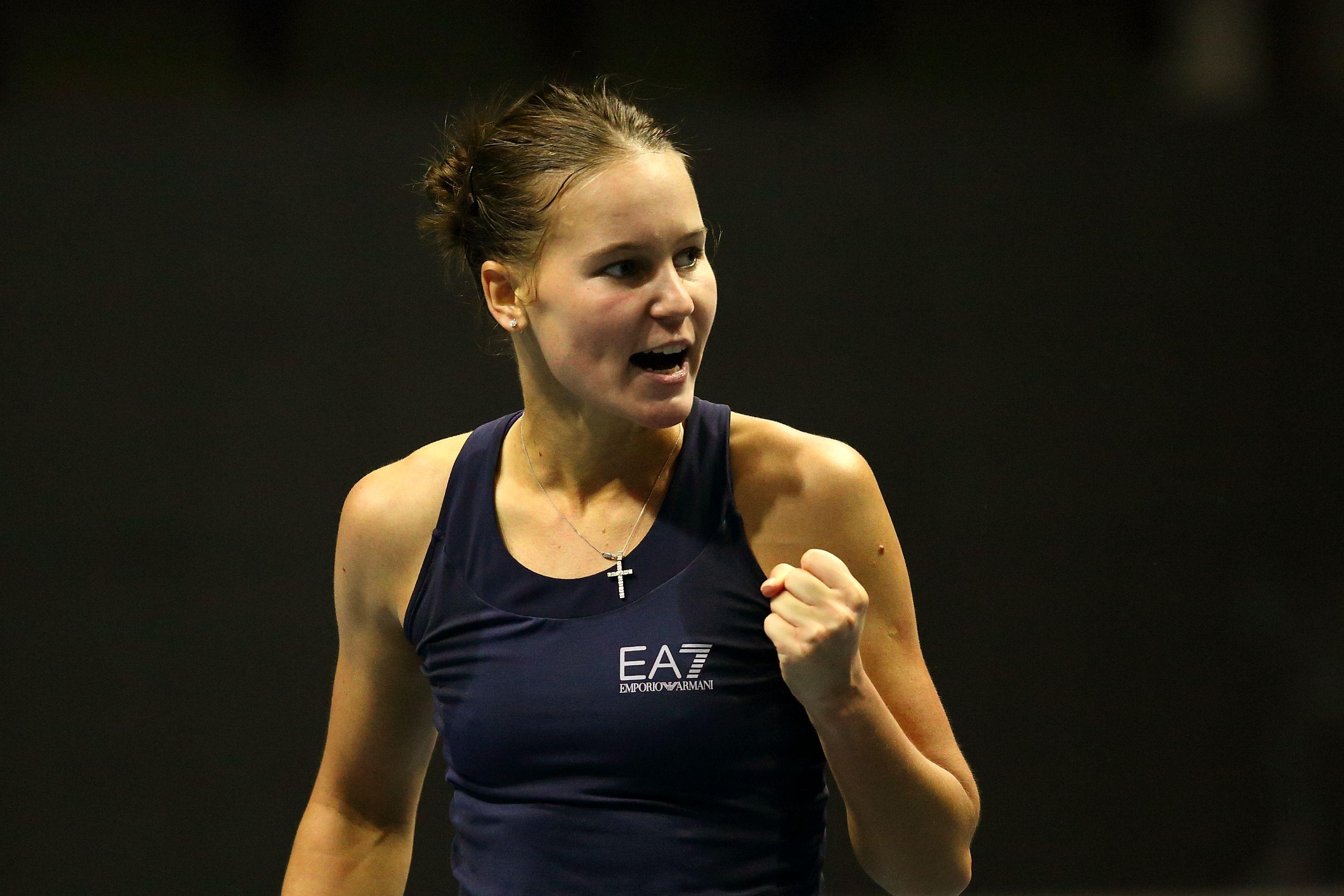 Теннис, WTA, Доха, первый круг, Кудерметова - Мугуруса, прямая текстовая онлайн трансляция