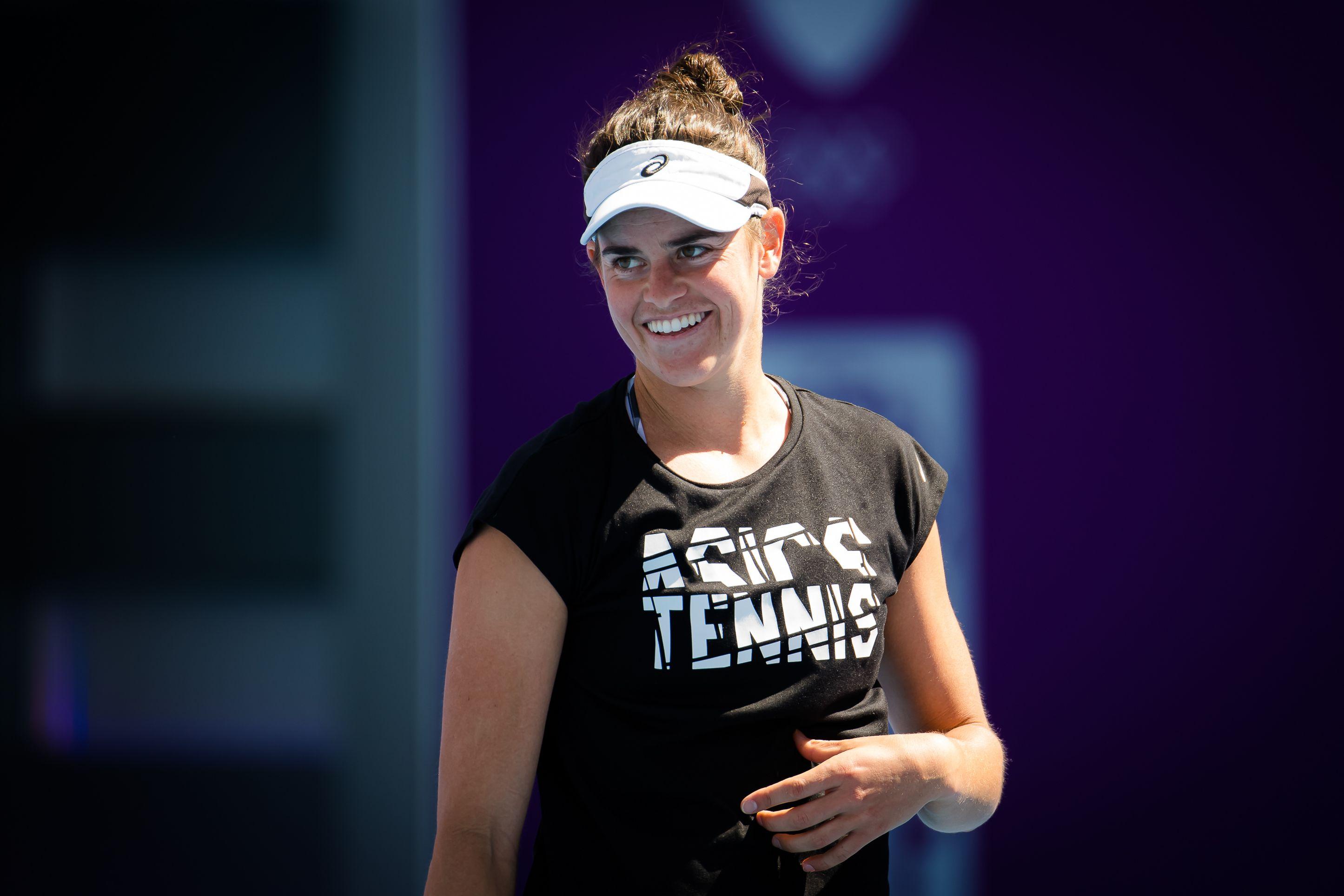 Финалистка Australian Open Брэйди проиграла на старте турнира в Дохе