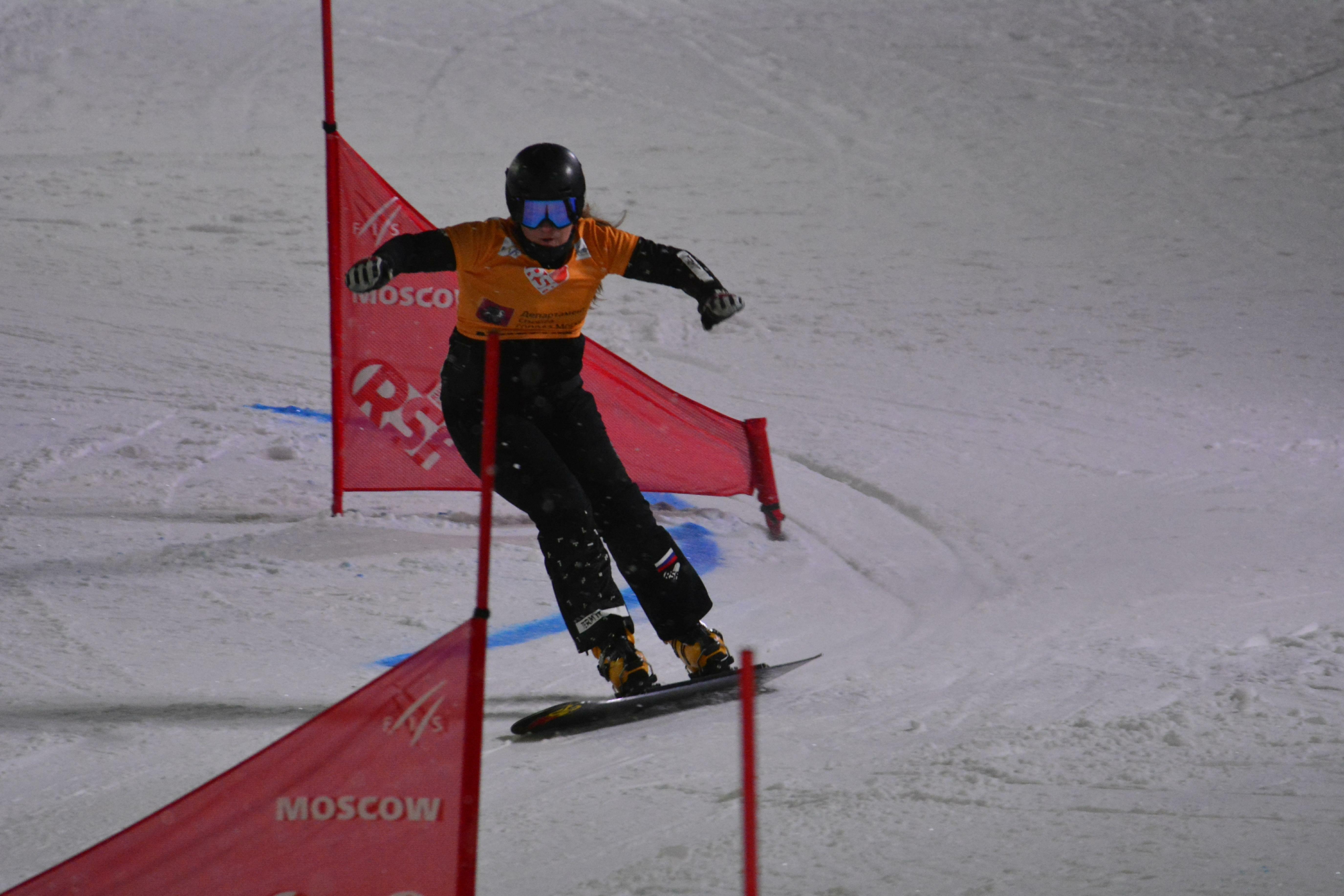 Российский сноубордист Логинов стал трёхкратным чемпионом мира