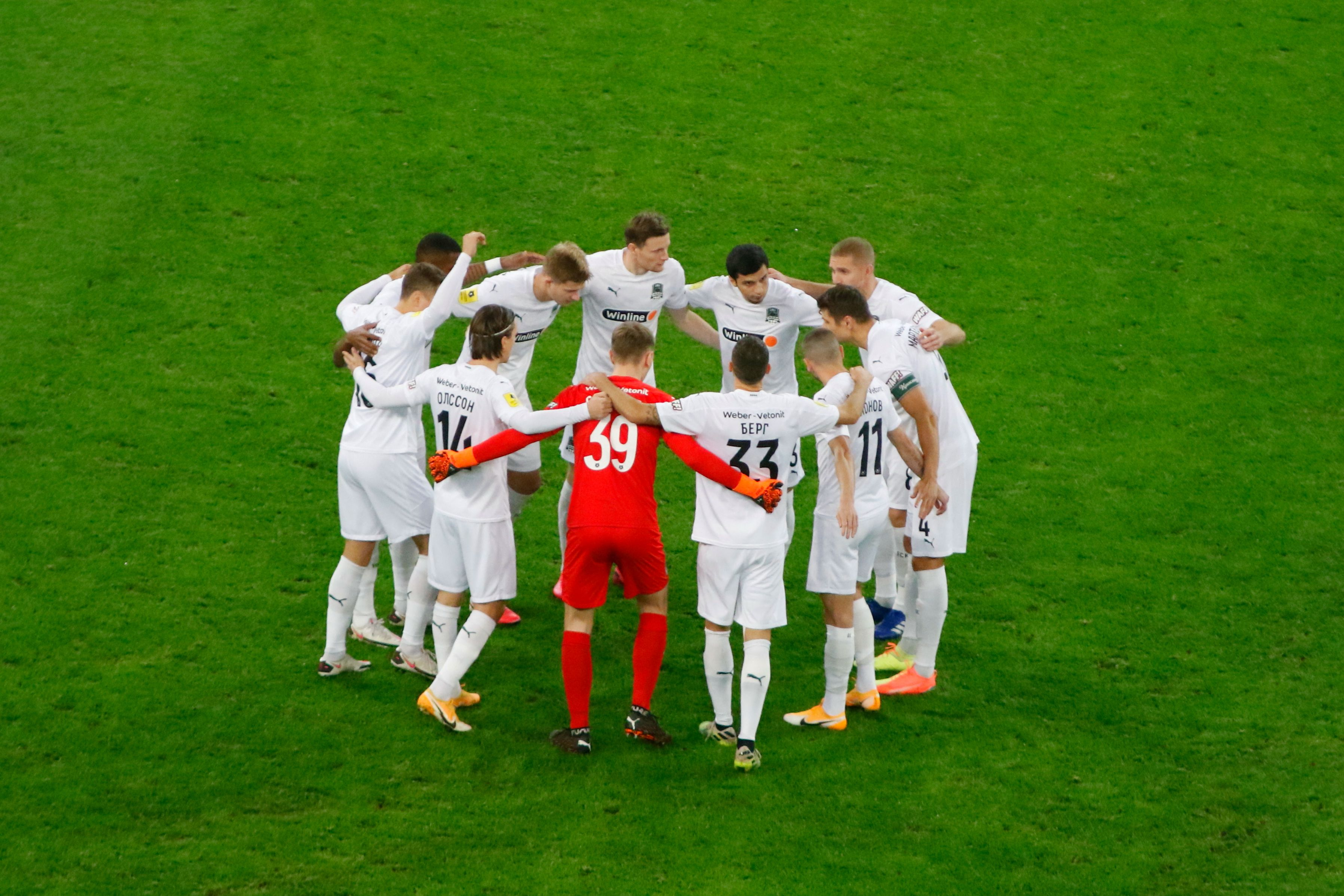 Ойонго порвал 'кресты' в дебютном поединке за 'Краснодар'