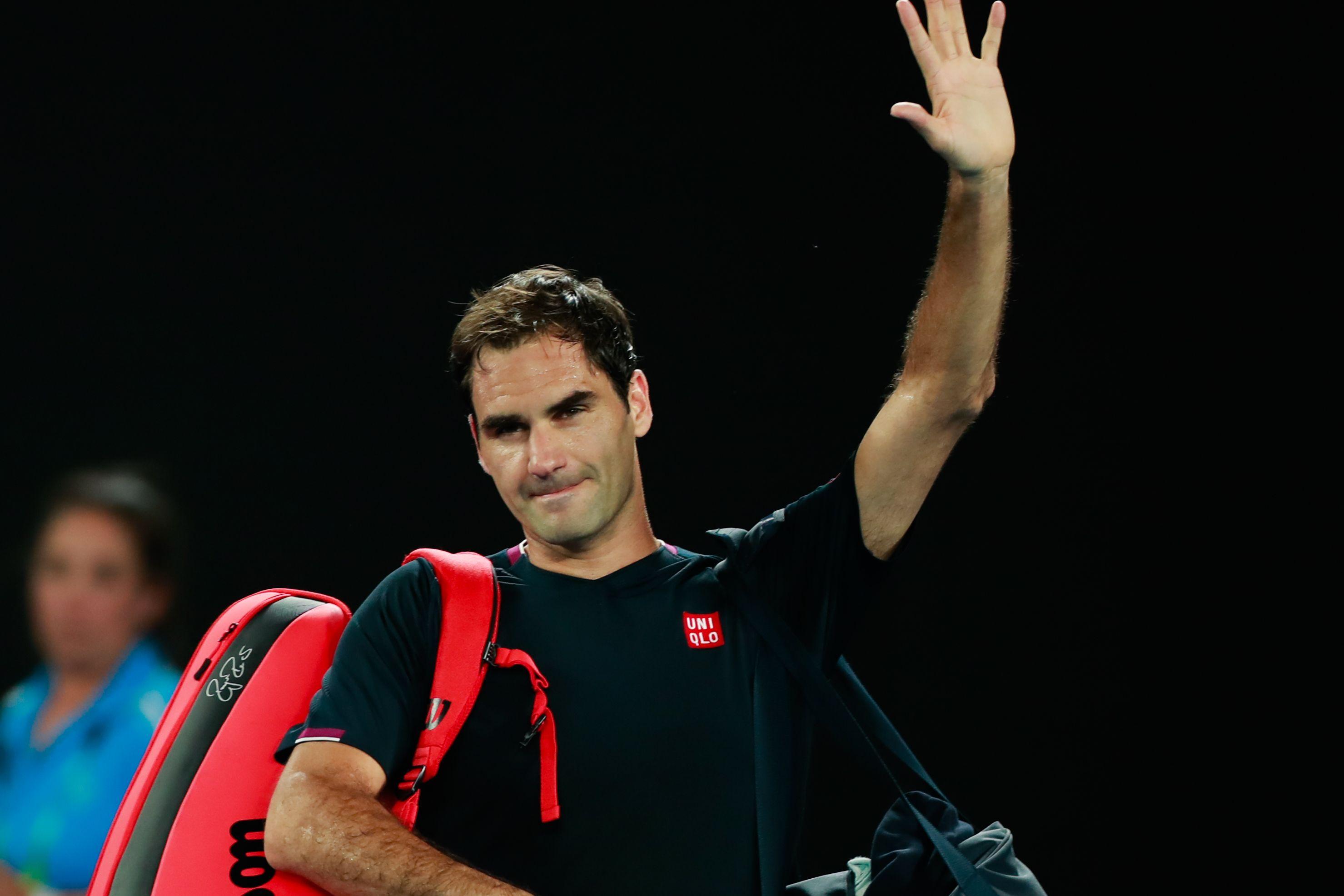 Федерер пропустит 'Мастерс' в Майами