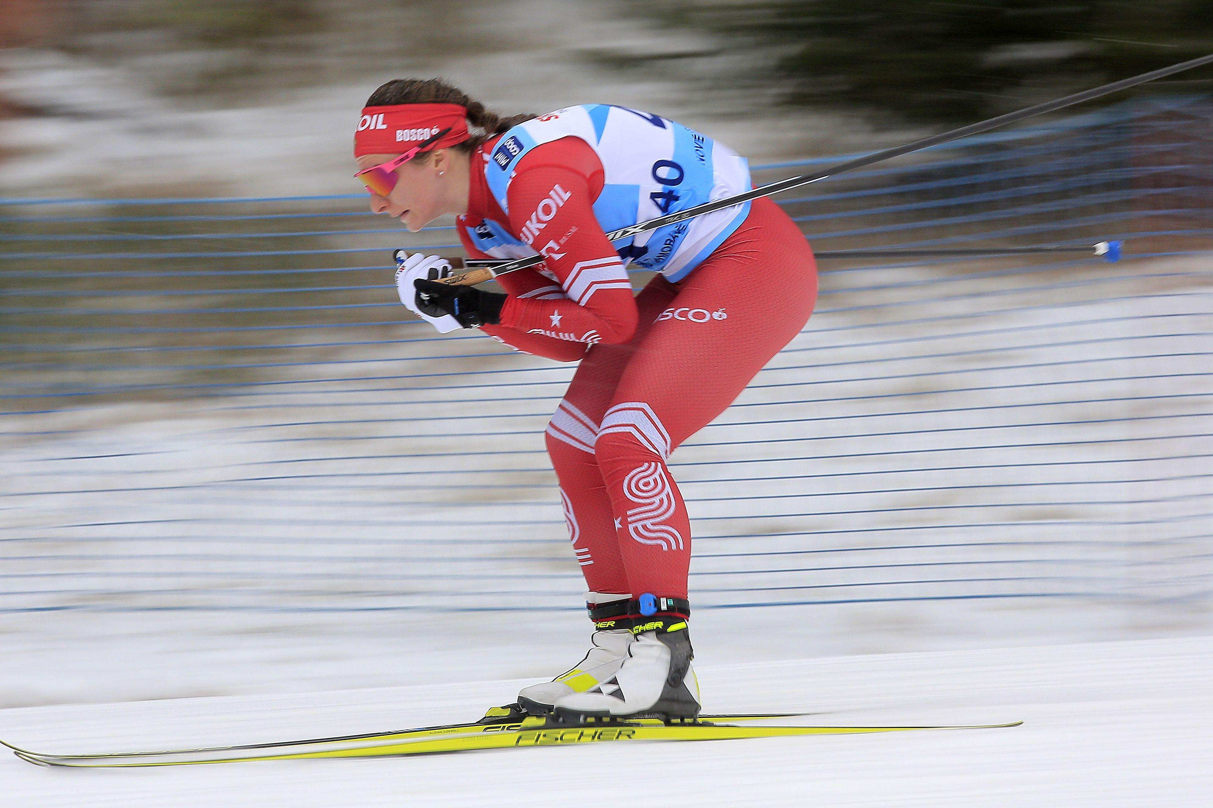 Состав женской сборной России на индивидуальную гонку на ЧМ-2021 в Оберстдорфе