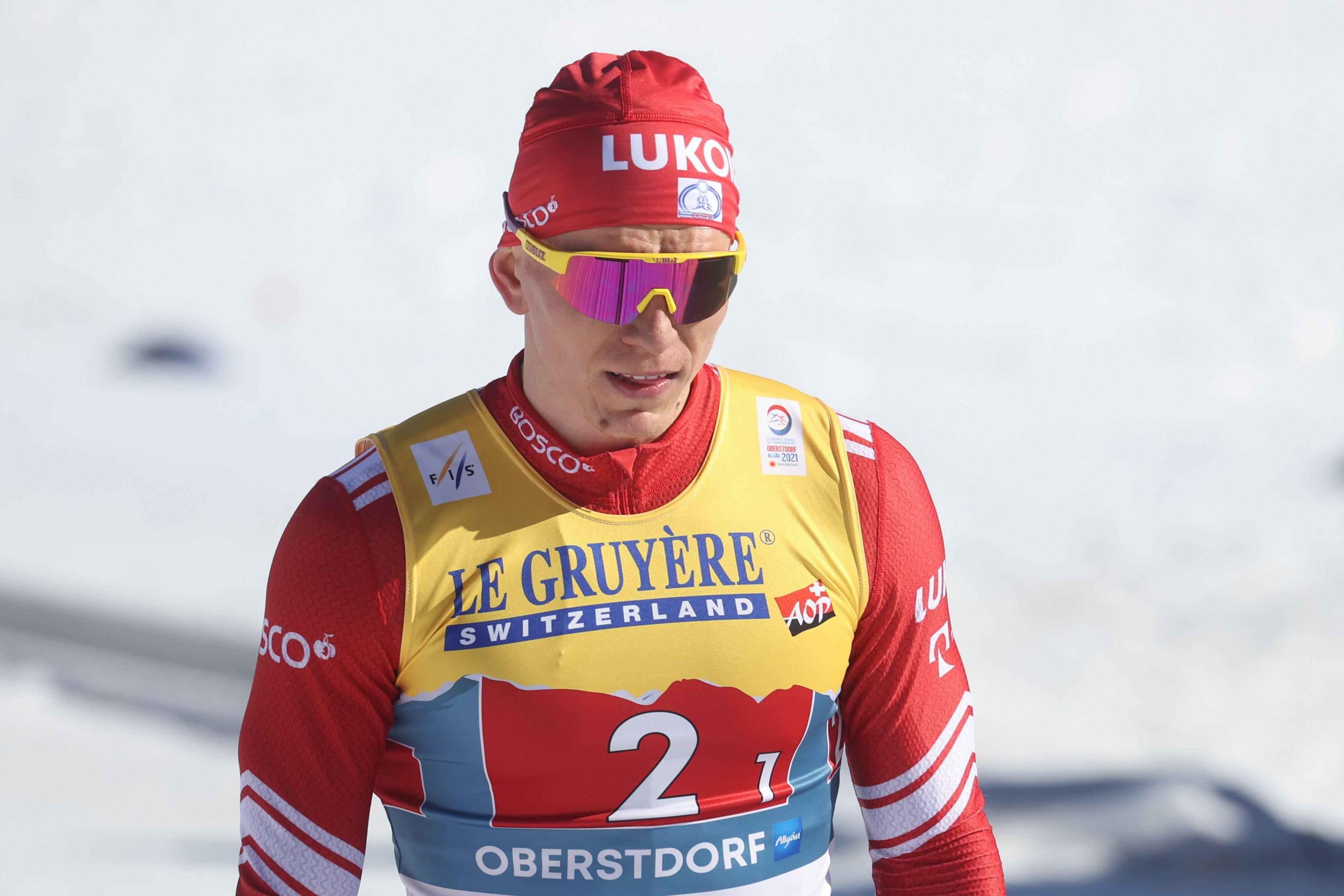 Большунов объяснил, по какой причине не стал сразу подходить к Ретивых после командного спринта