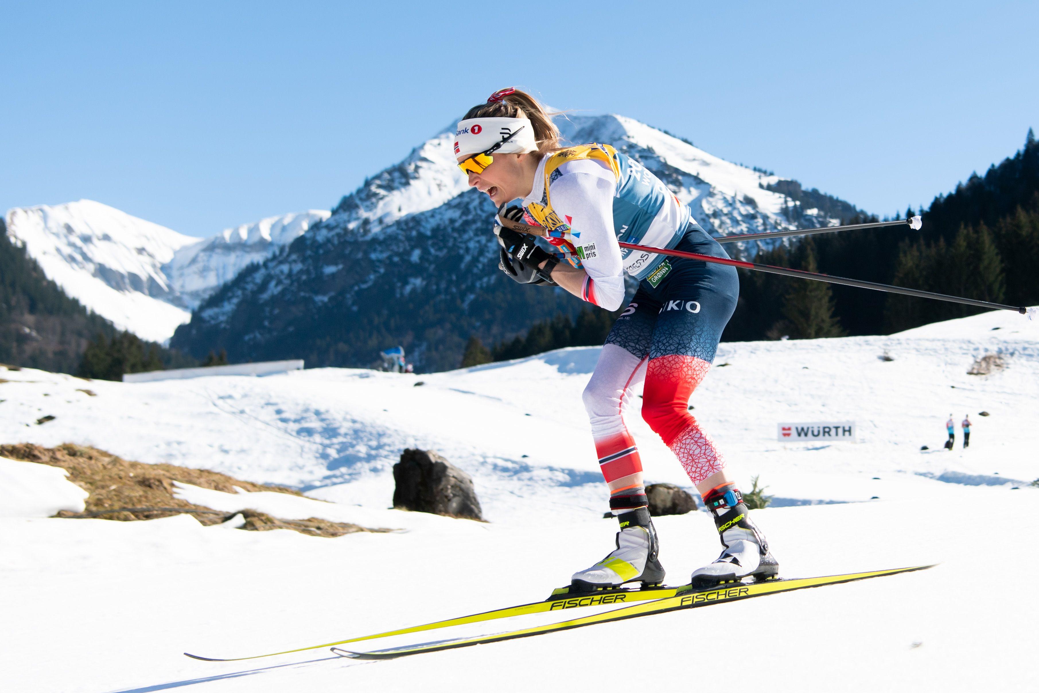 Лыжница Сорина стала пятой в женской индивидуальной гонке на ЧМ-2021: все результаты россиянок