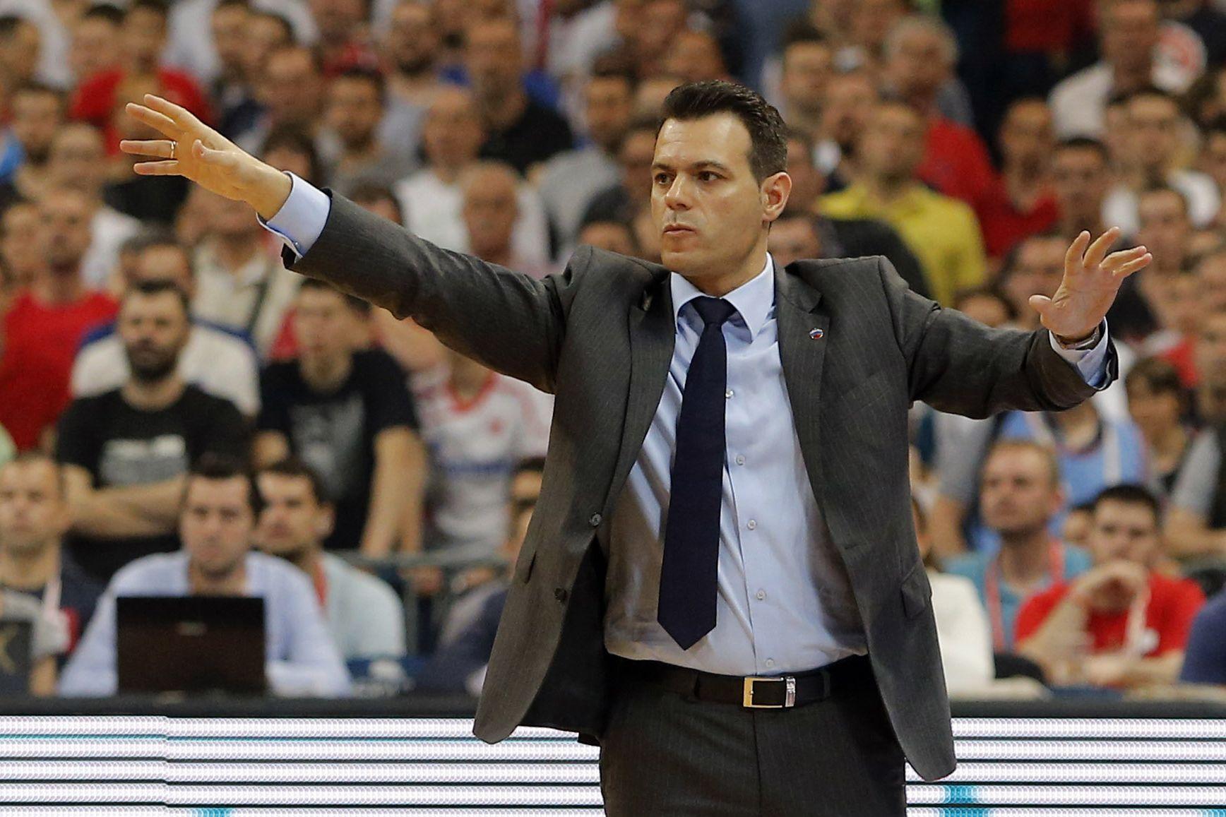 Итудис назвал единственное сожаление после победы ЦСКА над 'Маккаби'