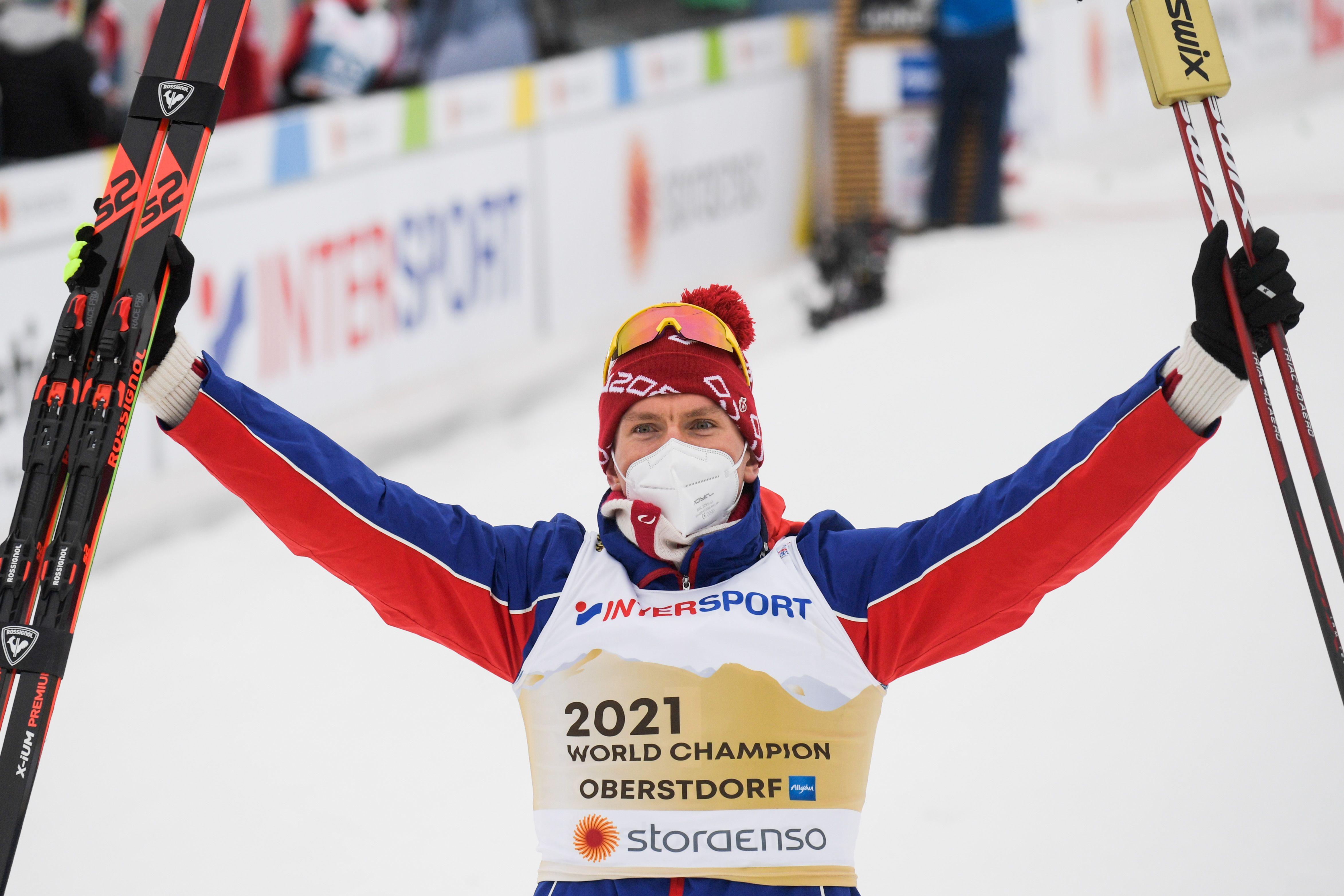 Бывший словацкий лыжник сравнил Большунова с Нортугом