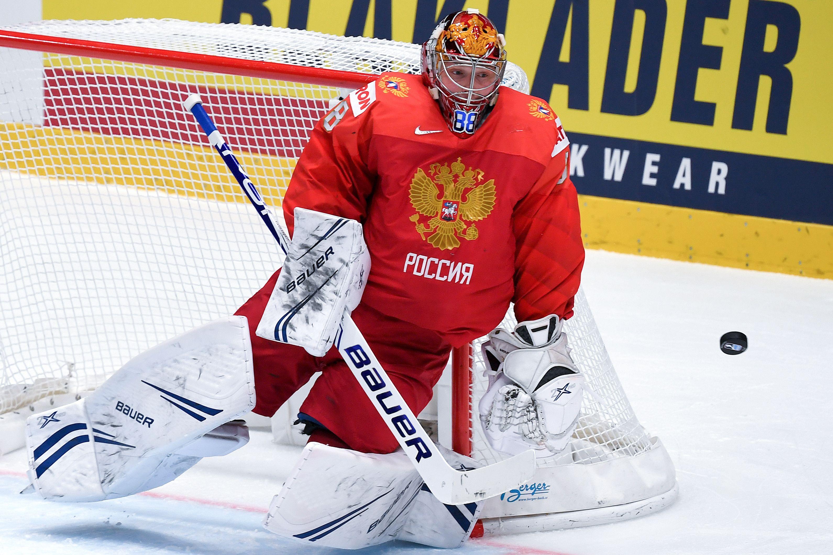 Василевский стал первым вратарём 'Тампы', отстоявшим три сухих матча подряд
