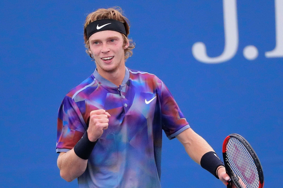 Теннис, АТР Роттердам, Второй круг, Рублёв - Маррей, Прямая текстовая онлайн трансляция