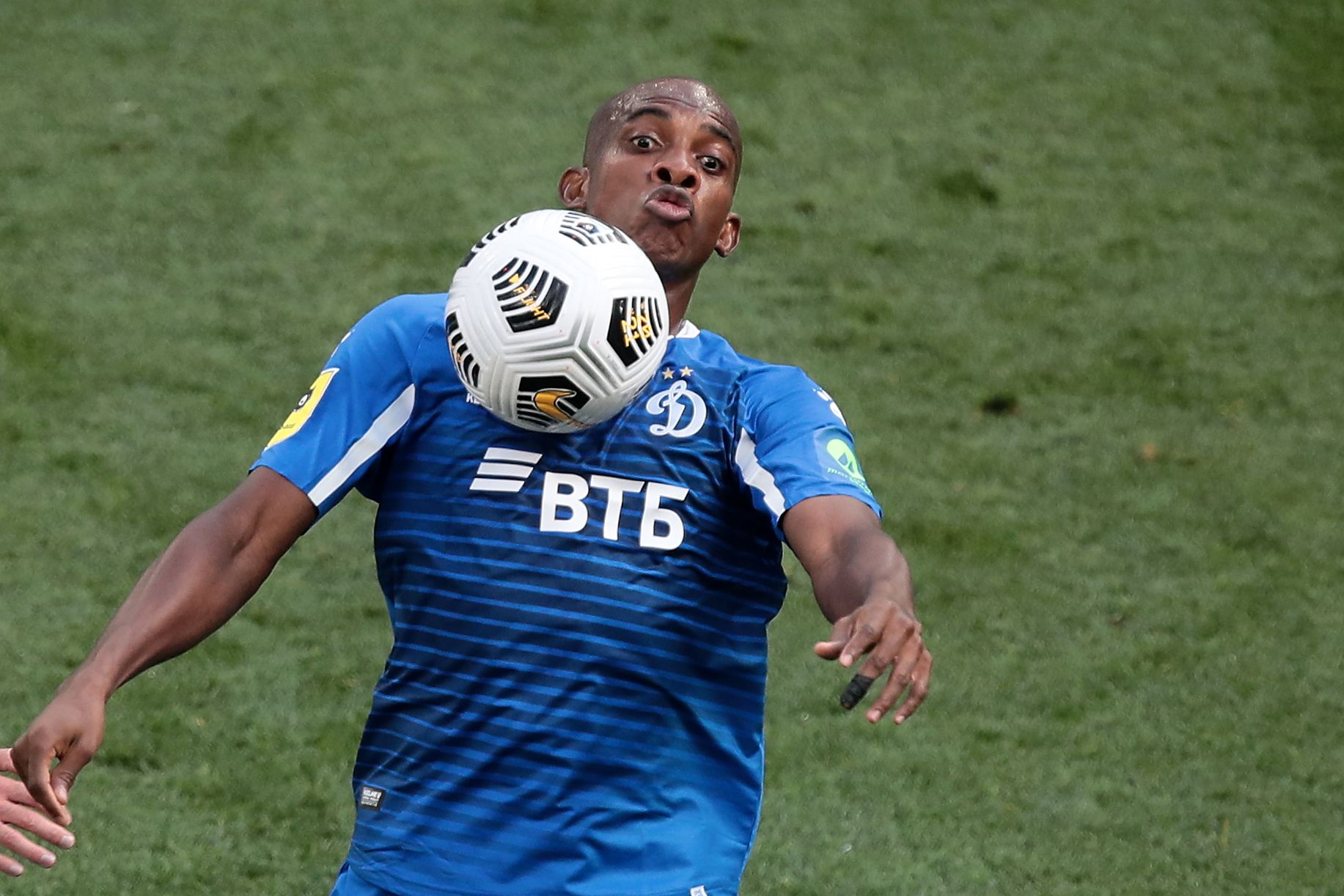 Каборе покинет 'Динамо' по окончании сезона и уедет из России