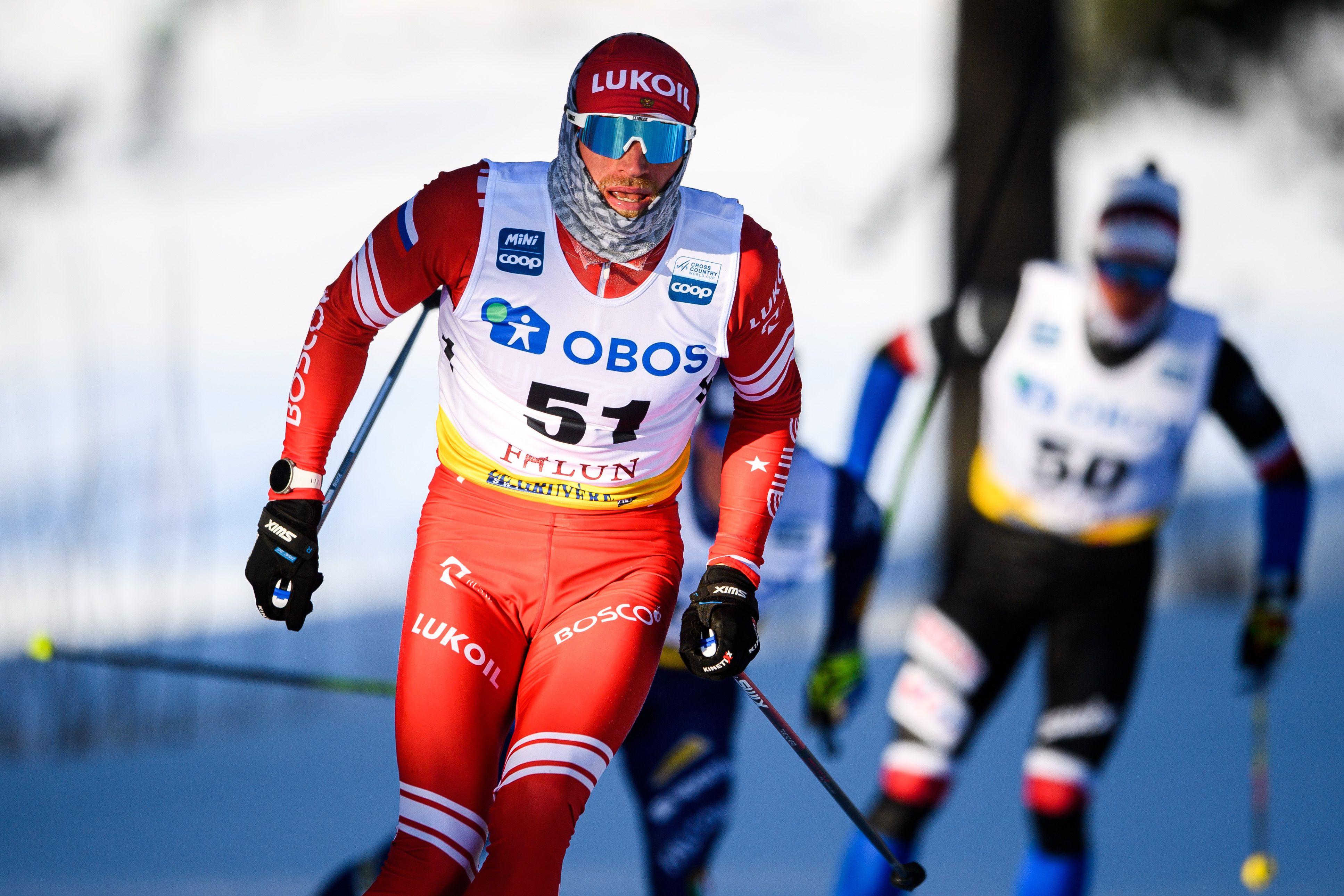 Российский лыжник Мальцев прокомментировал пятое место в индивидуальной гонке на ЧМ