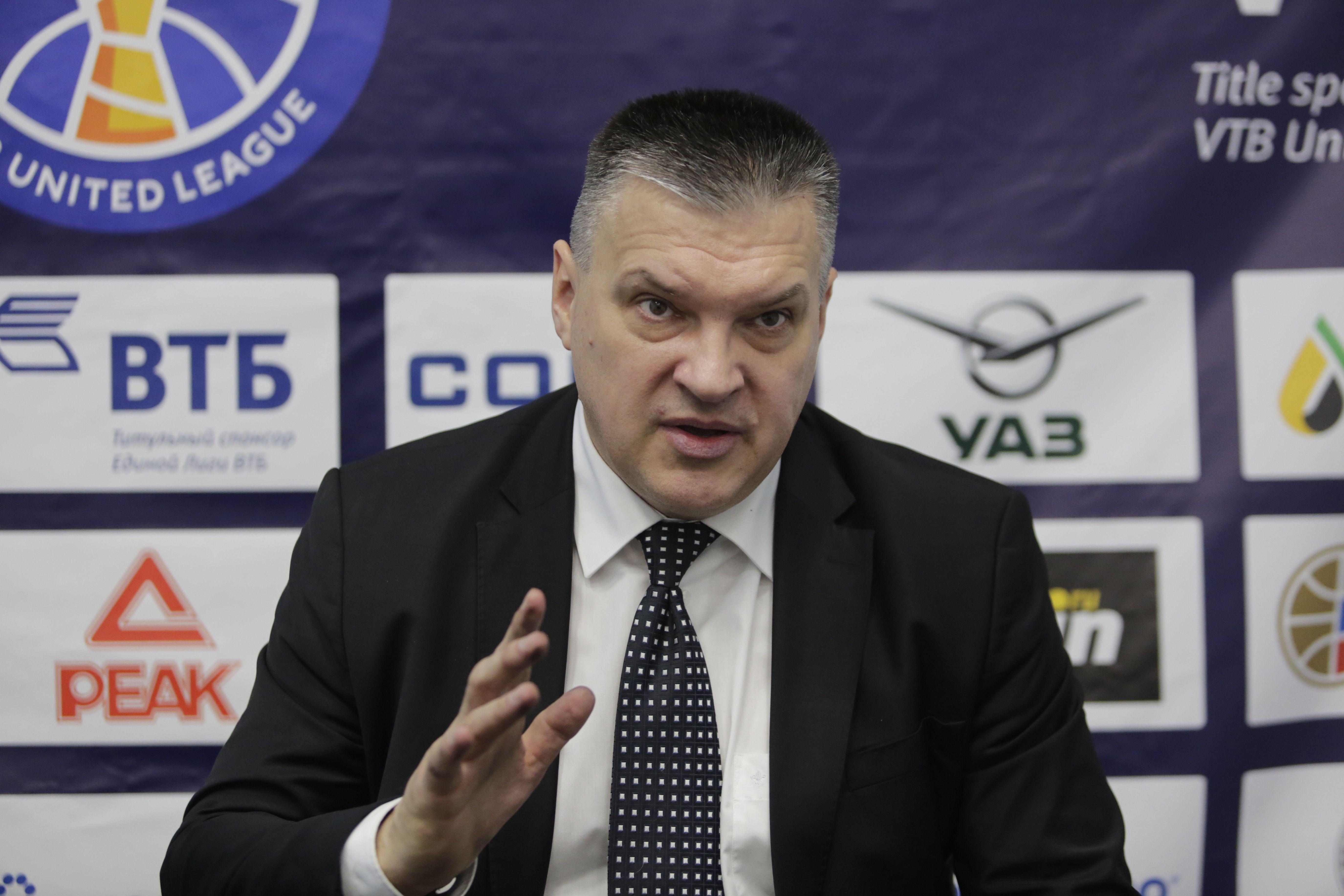 Пашутин: 'У нас отличная команда, есть шансы на выход в четвертьфинал'